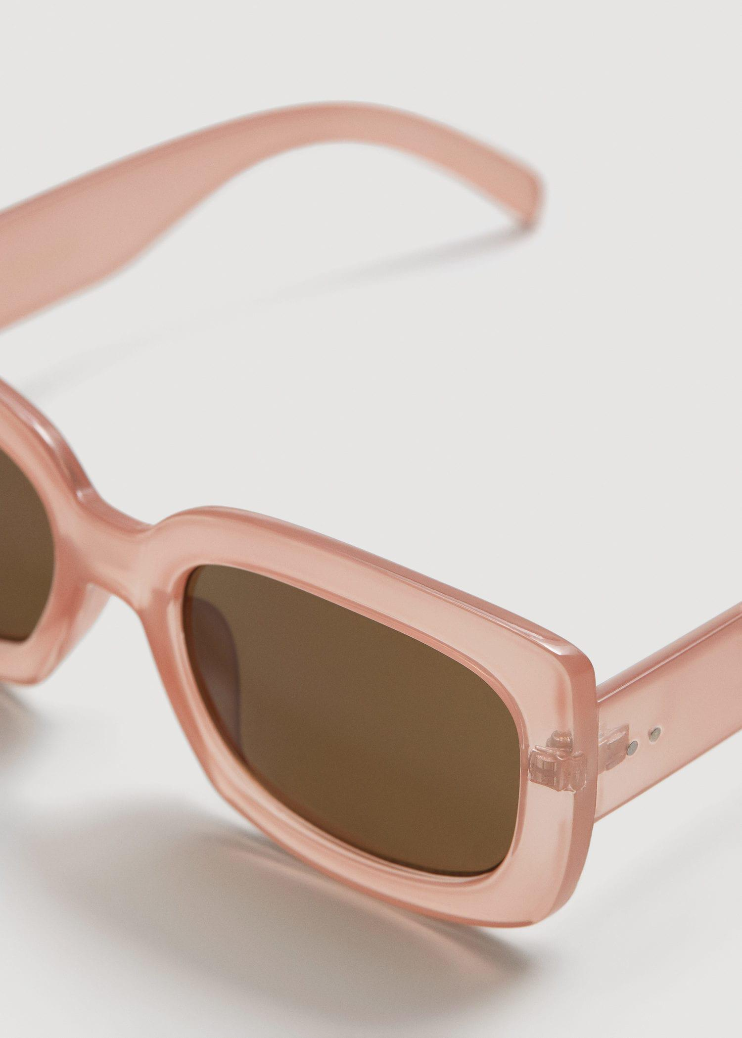 Mango Sunglasses in Pink