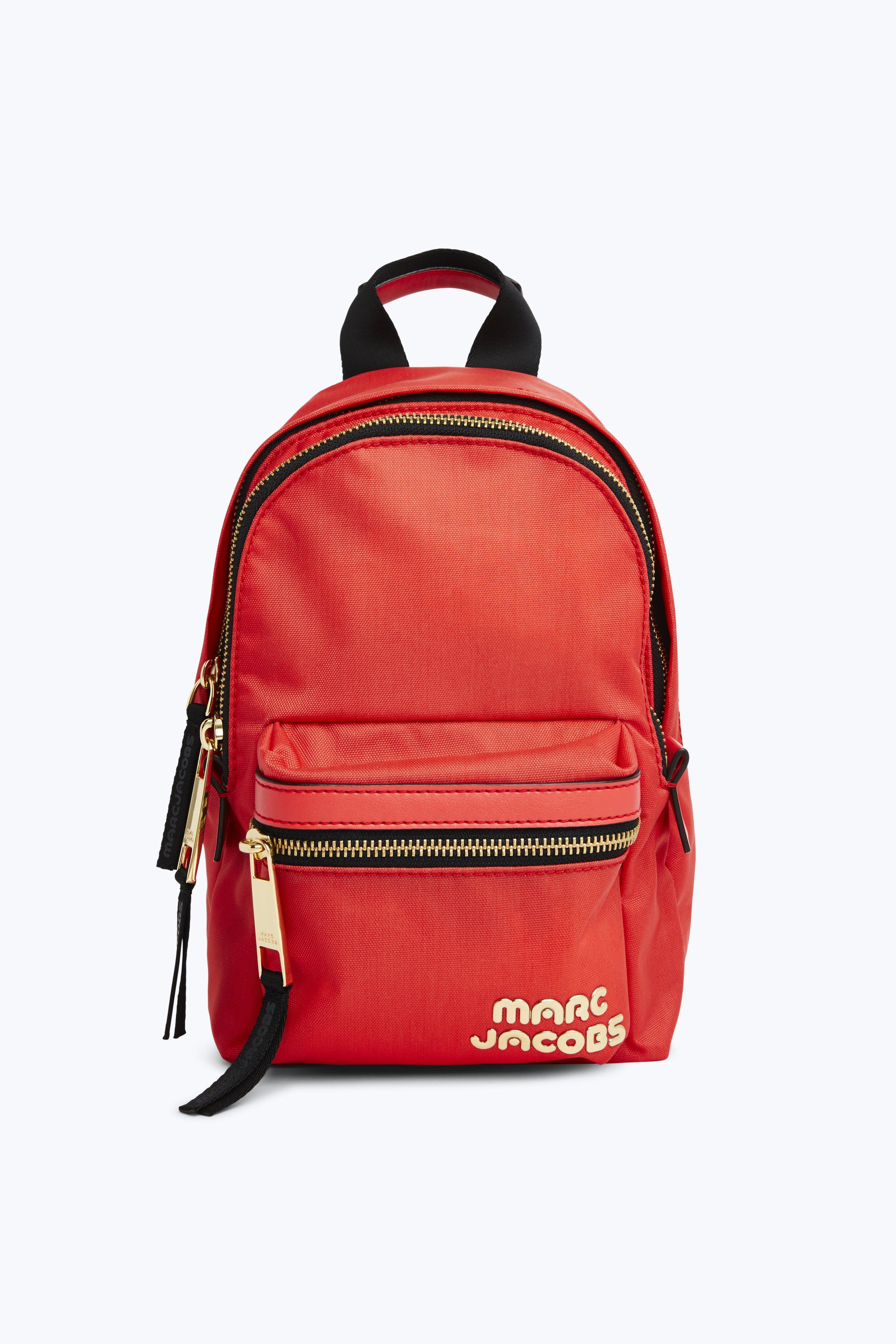 trek pack medium backpack - Red Marc Jacobs LROVvM5