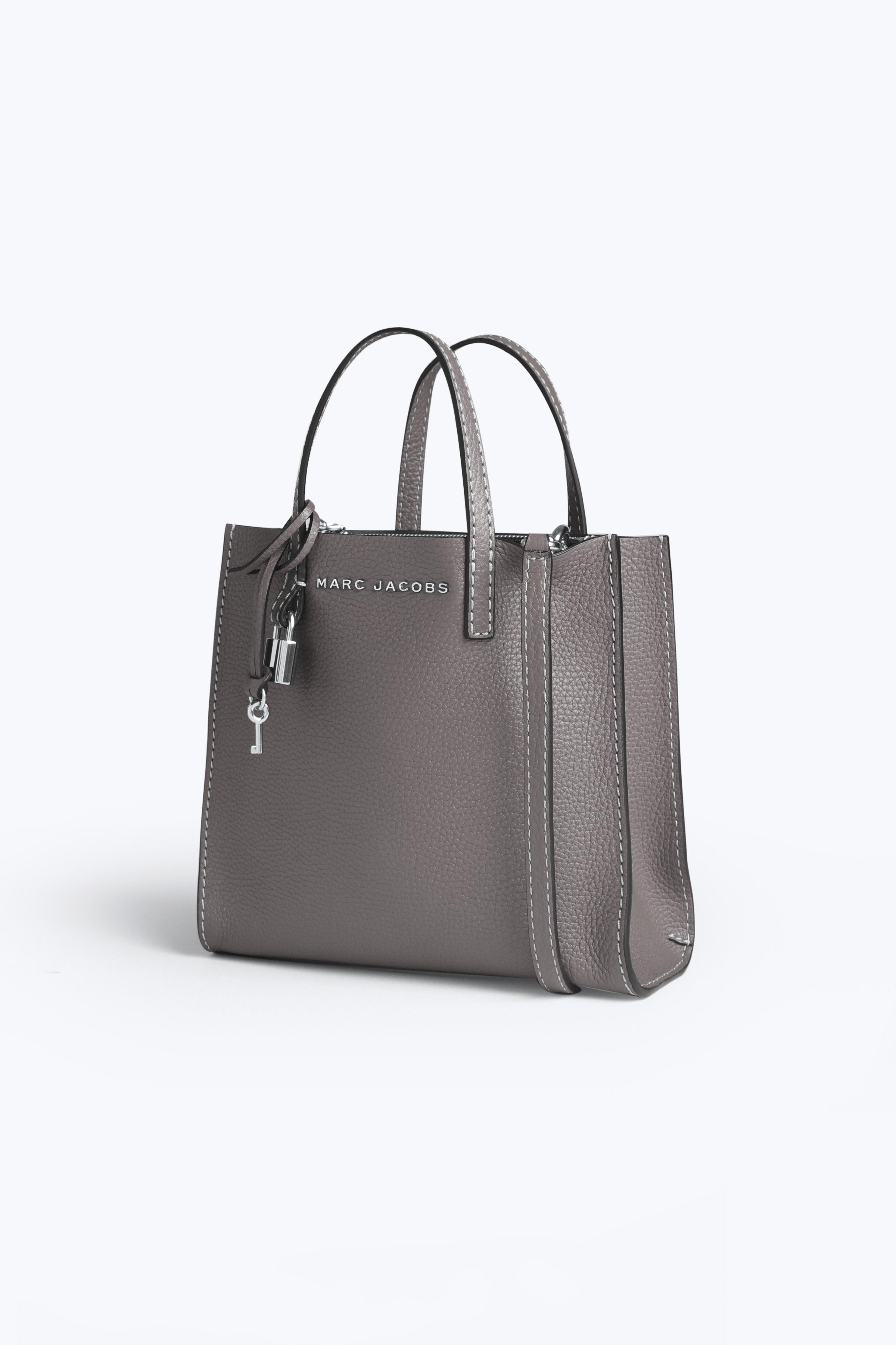 Grey The Grind Bag Marc Jacobs e7ywhoT
