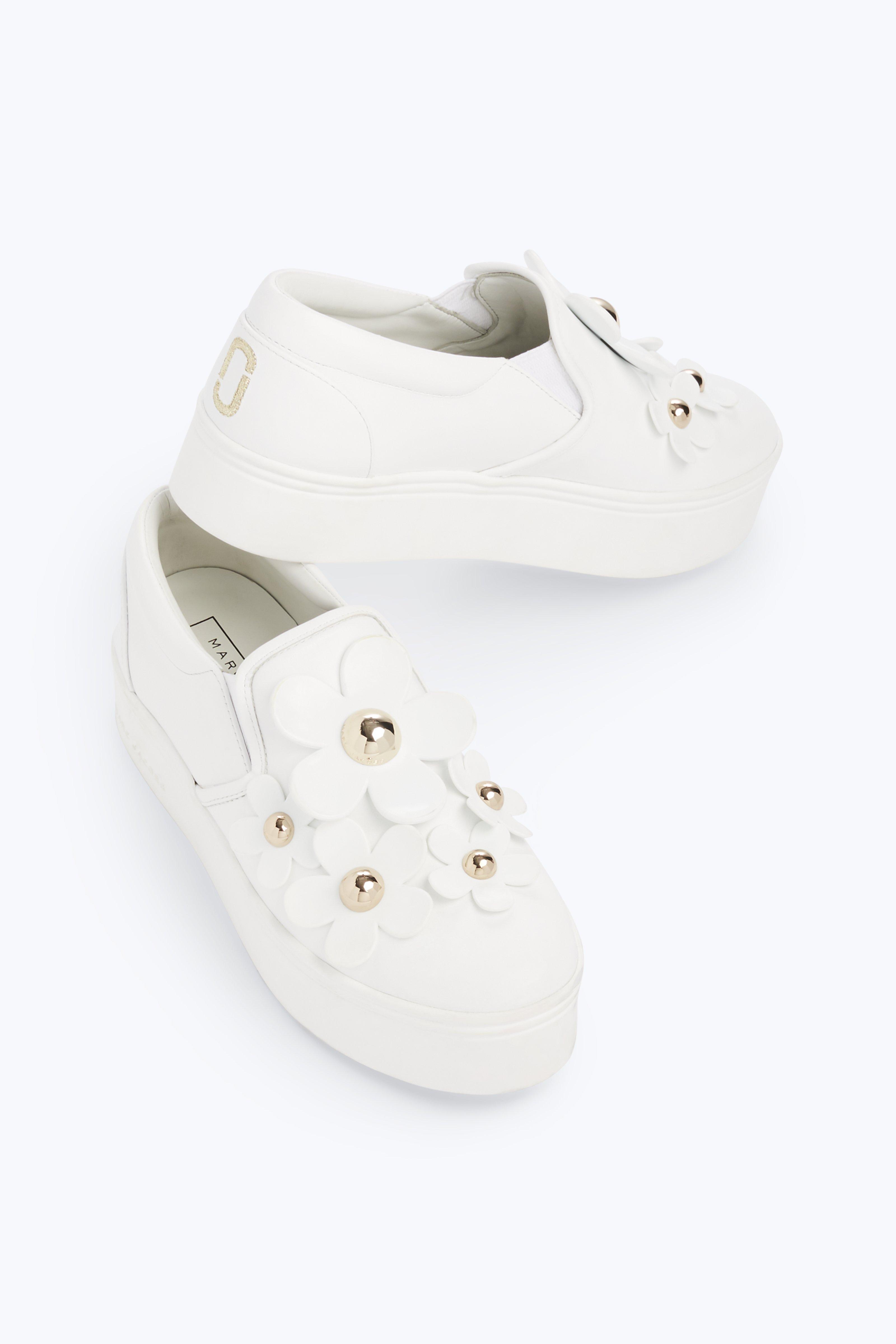 Marc Jacobs Daisy Slip On Sneaker in