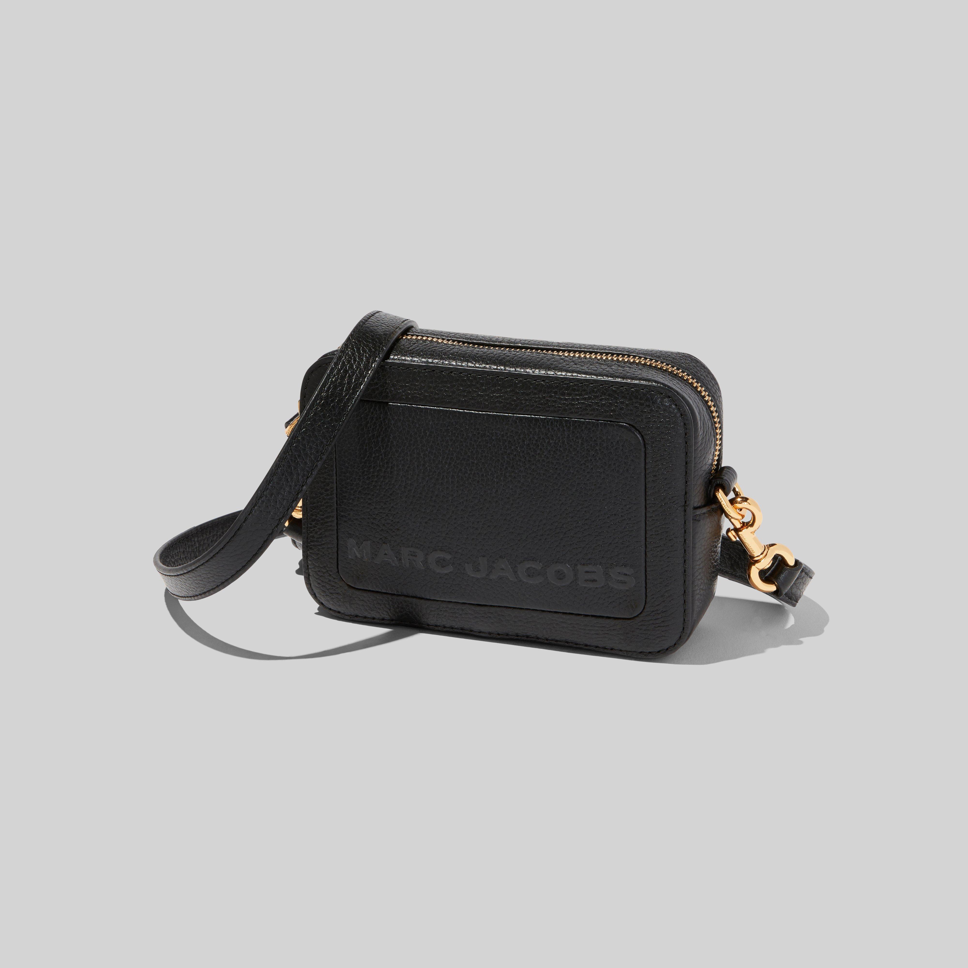 Mini Box Crossbody Bag