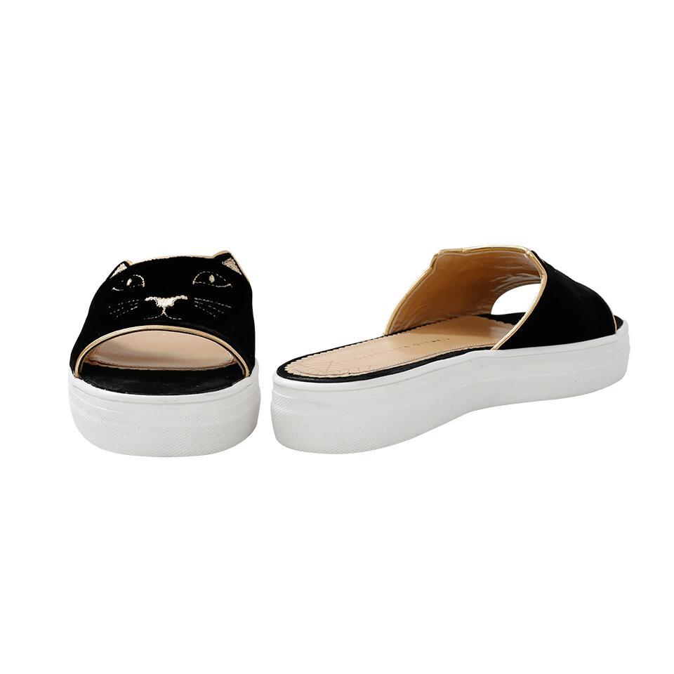 Charlotte Olympia Cat Shoes Uk