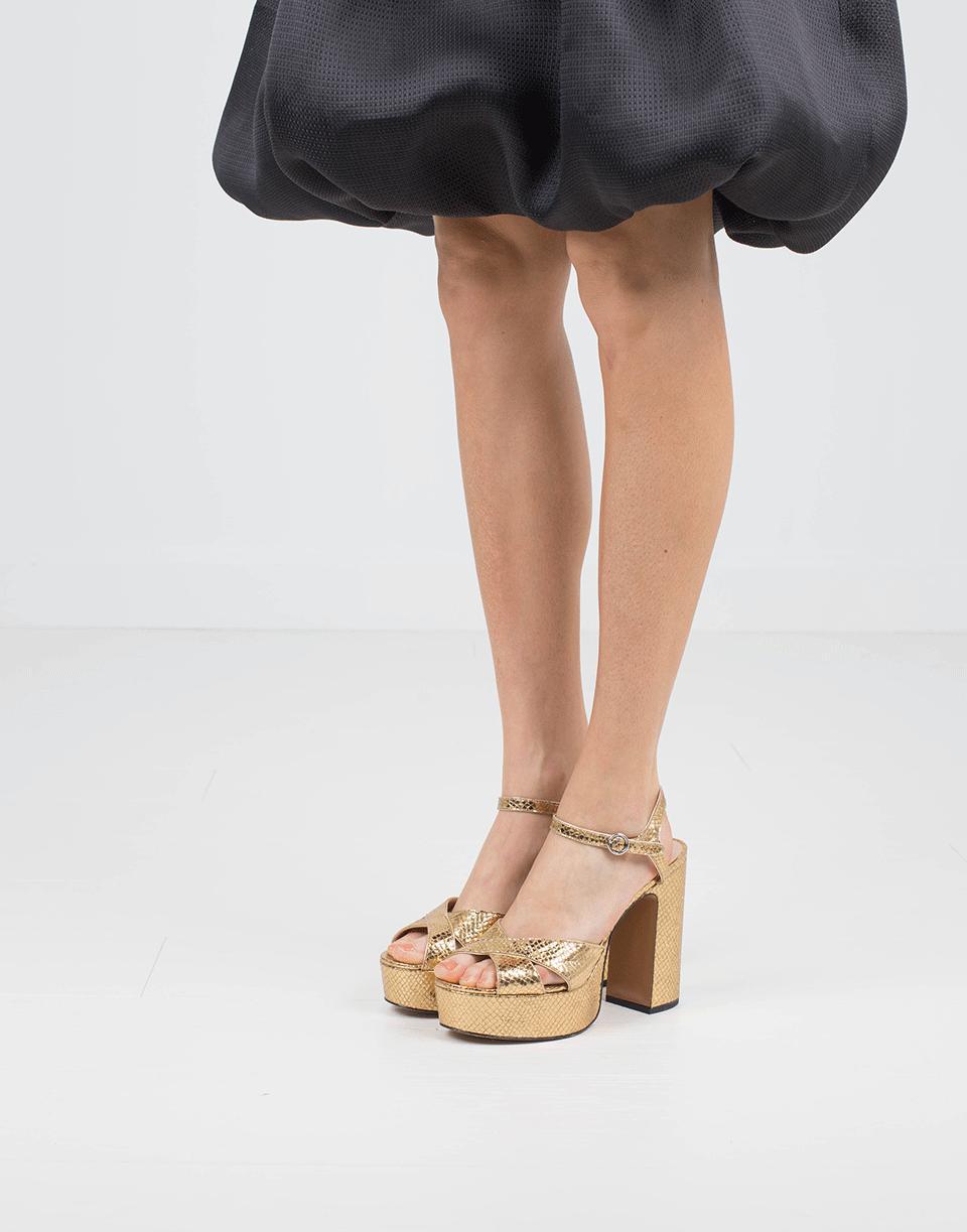 Marc Jacobs Leather Lust Platform
