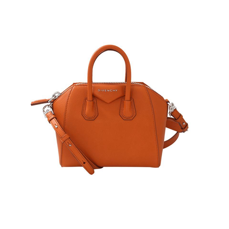 Givenchy - Brown Antigona Mini - Lyst. View fullscreen d1a14546b7faf