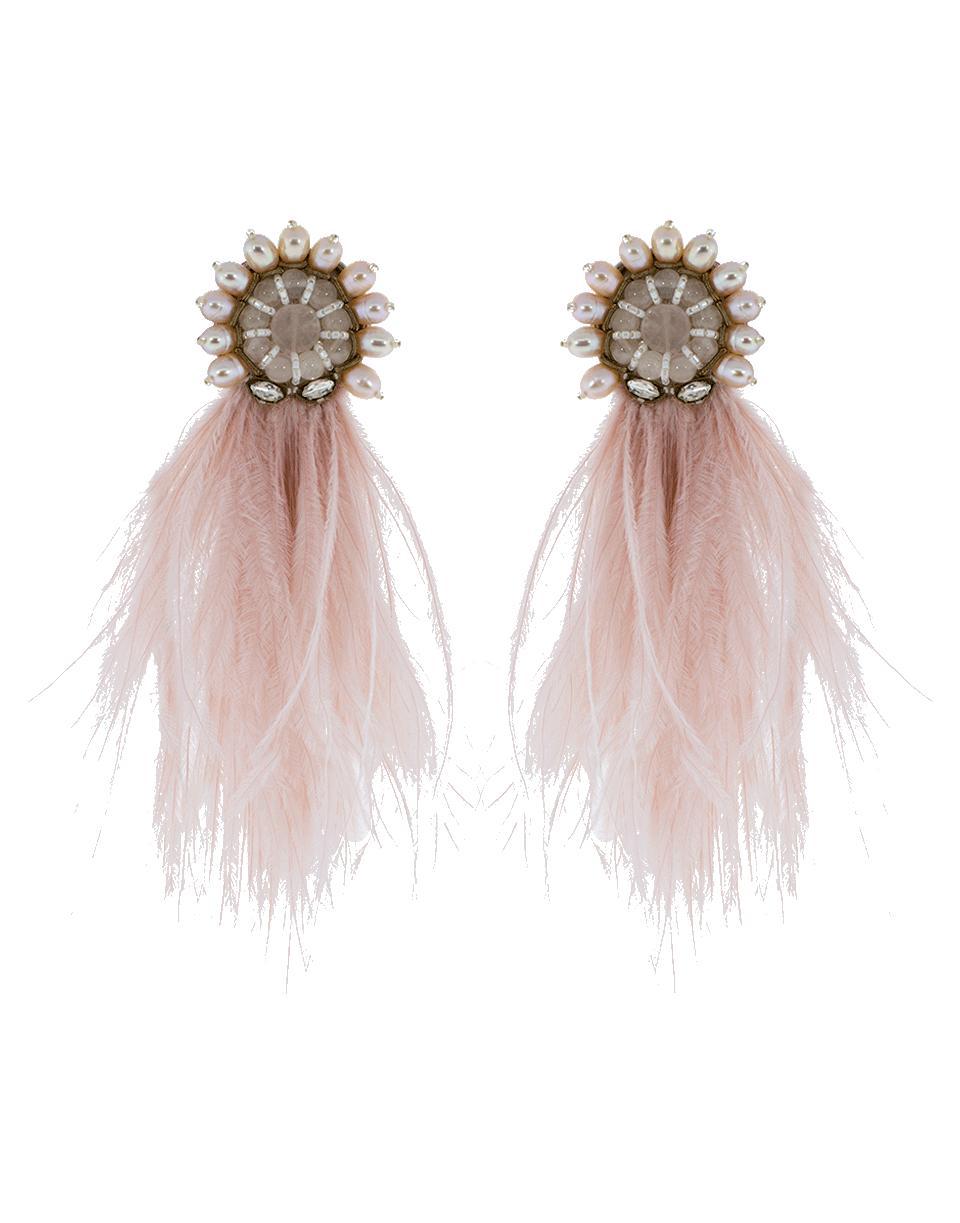 Festival Earrings Green Acetate and Ostrich Feather Tassel Earrings Long Earrings Bohemian Festival Jewellery Feather Jewellery