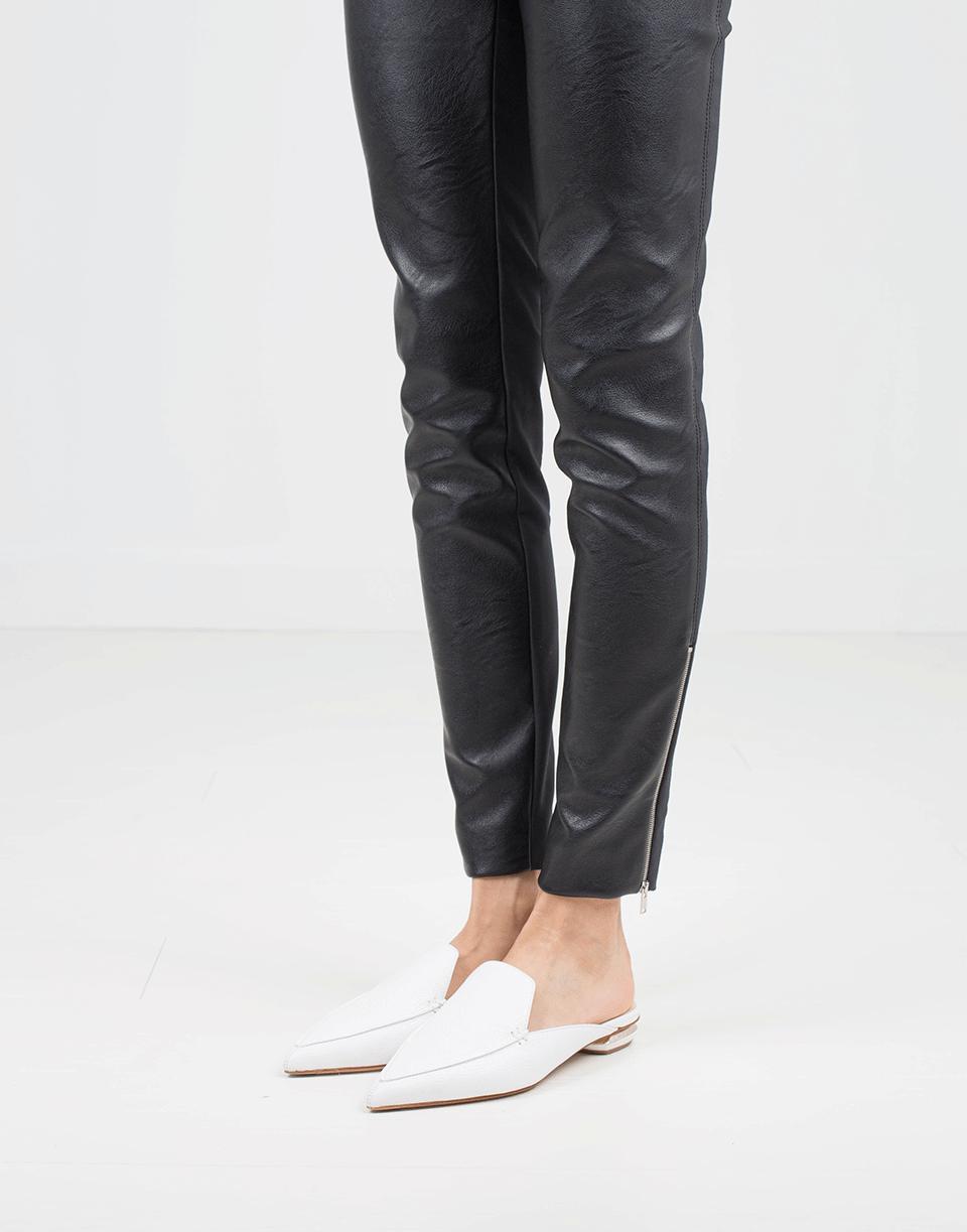 Nicholas Kirkwood Leather Beya Flat