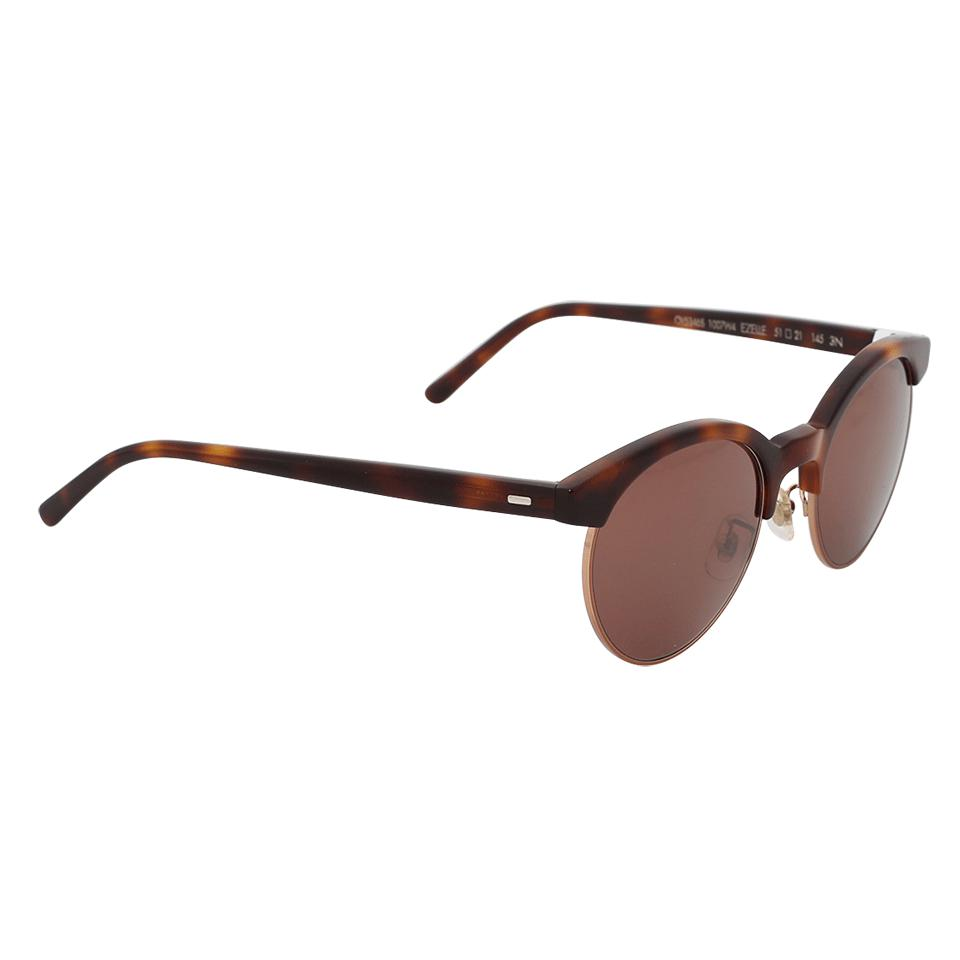 Oliver Peoples Ezelle Sunglasses in Brown