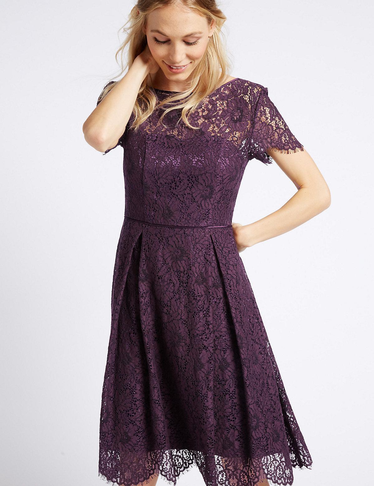 Lujo Marks And Spencer Party Dresses Ornamento - Vestido de Novia ...