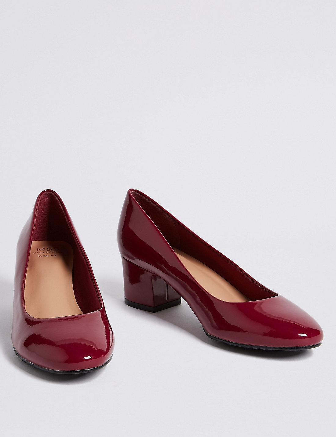 marks and spencer wide fit shoes 9b1ca2