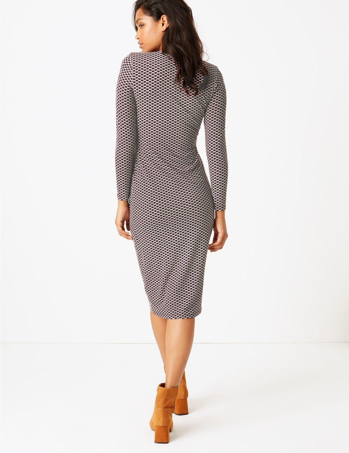 Marks and spencer bodycon dresses for a