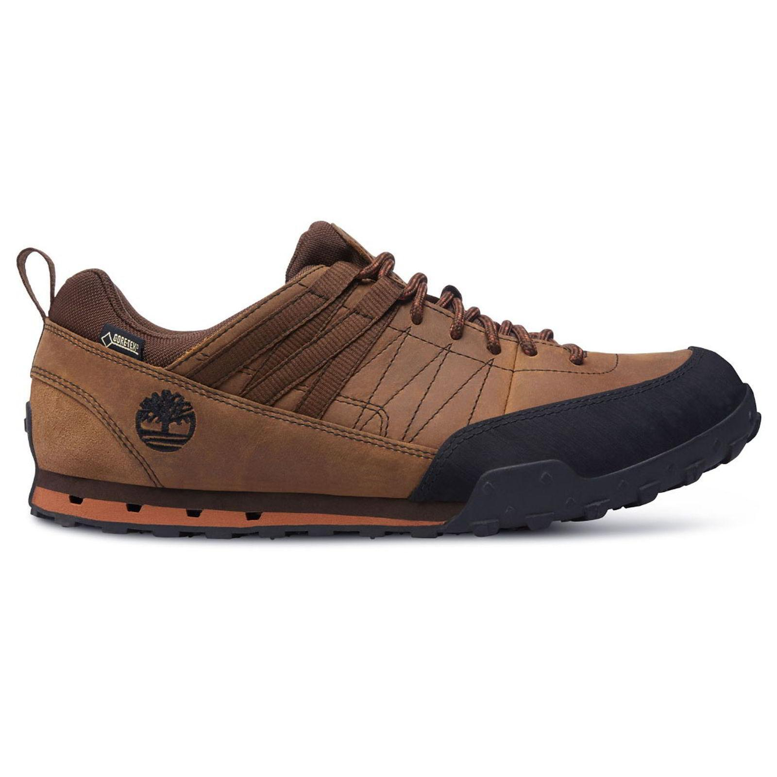 e0fbc5577ce84 Timberland Greeley Approach Low Leather With Gore-tex Membrane Shoes ...