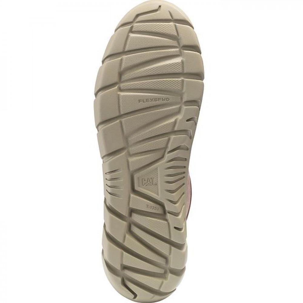 Caterpillar Hendon Mens Cat Brown Chukka Desert Wide Fit Ankle Boots
