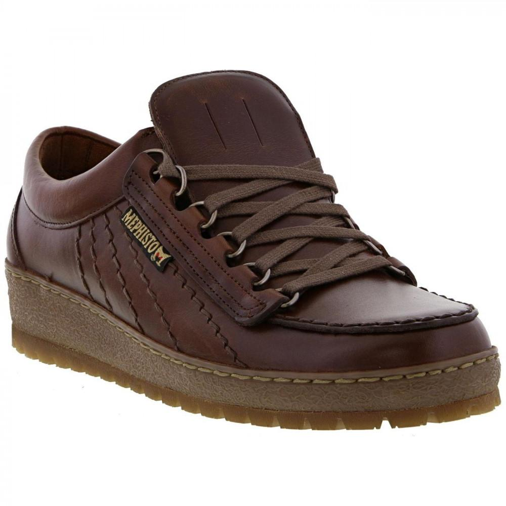 In Mephisto For Shoes Brown Lyst Trainers Rainbow Walking Heritage Men 35j4RAL