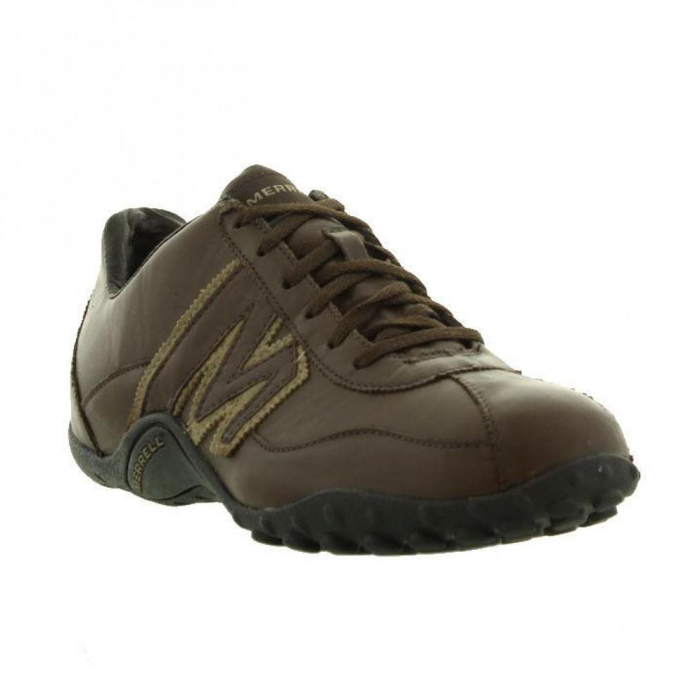1368315a9497 Merrell Sprint Blast Leather Walking Shoes Trainers for Men - Lyst