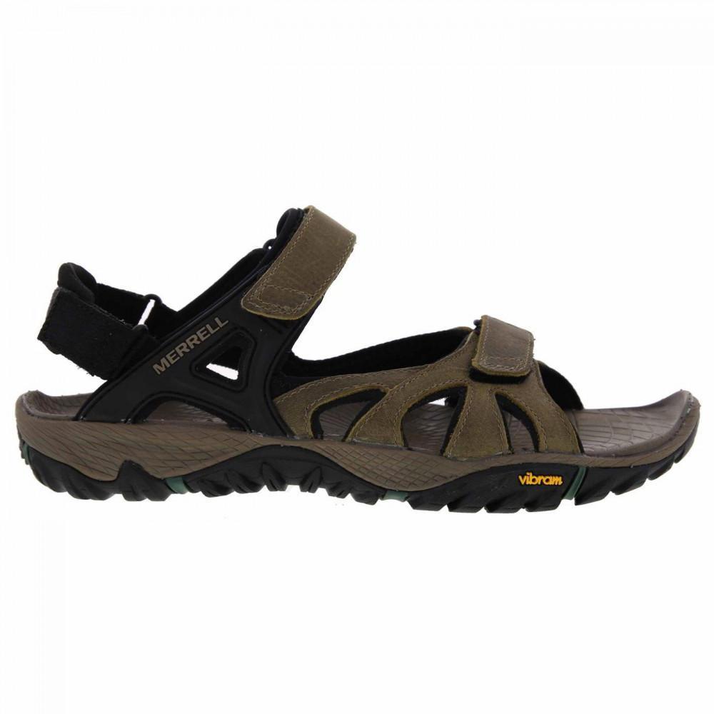 27c1b1e6a224 Merrell All Out Blaze Sieve Convertible Walking Sandals for Men - Lyst