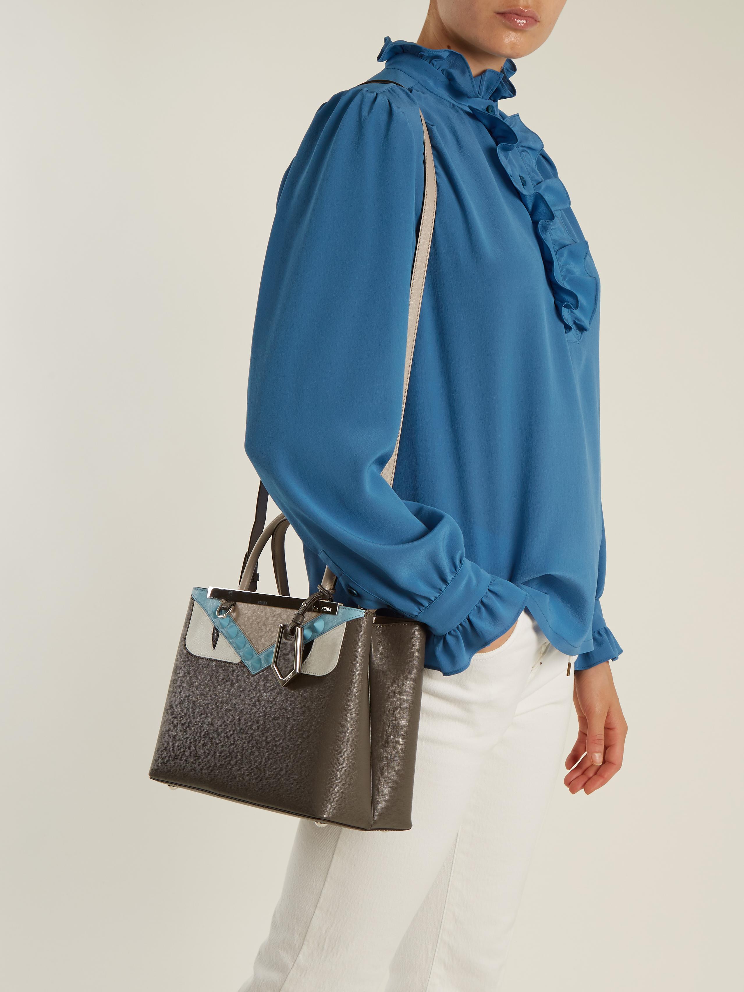 7b51001768 Gallery. Previously sold at  MATCHESFASHION.COM · Women s Fendi 2jours  Women s Fendi Bag Bugs ...