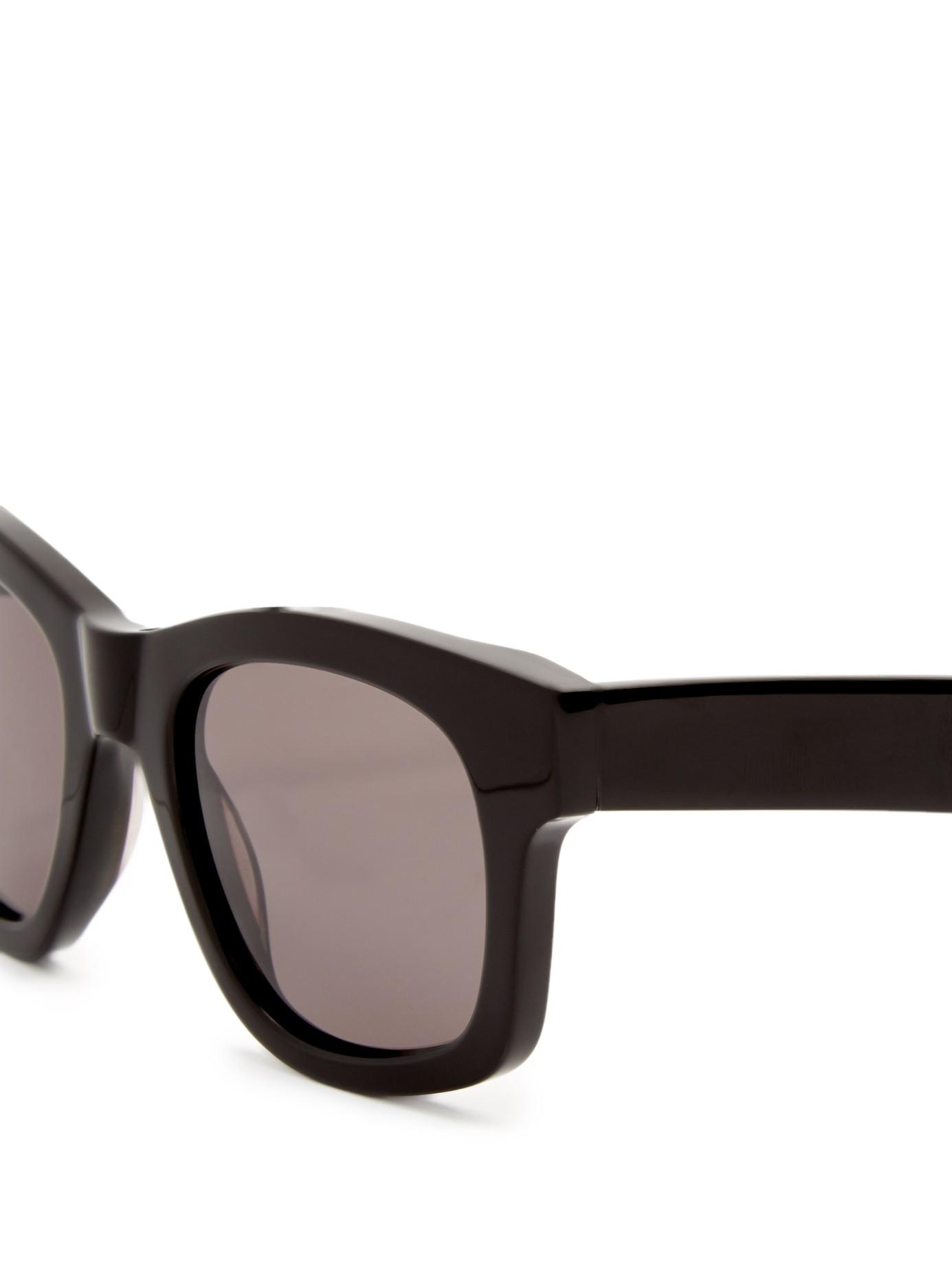 Sun Buddies Type 01 Bibi Sunglasses in Black for Men