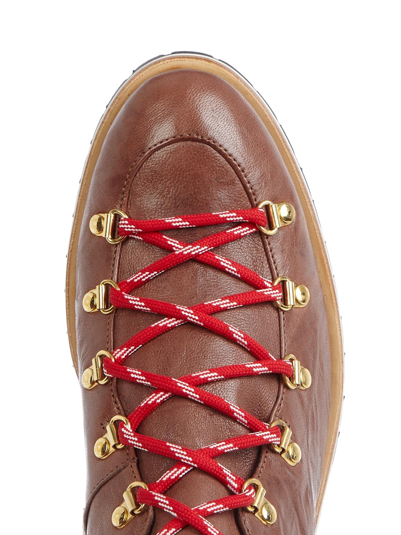 Rupert Sanderson Hamilton Leather Boots
