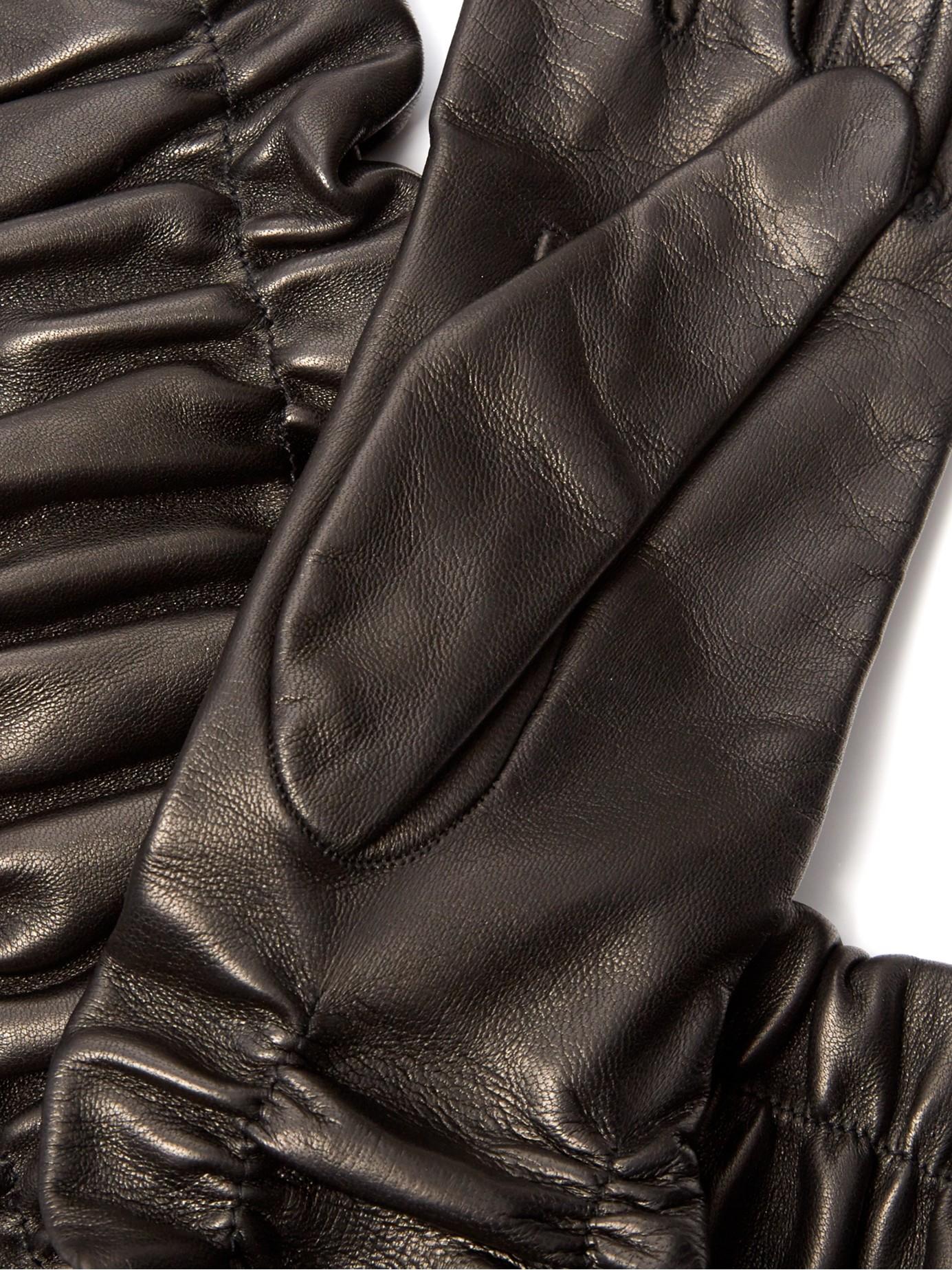 Alex d leather gloves compilation 9