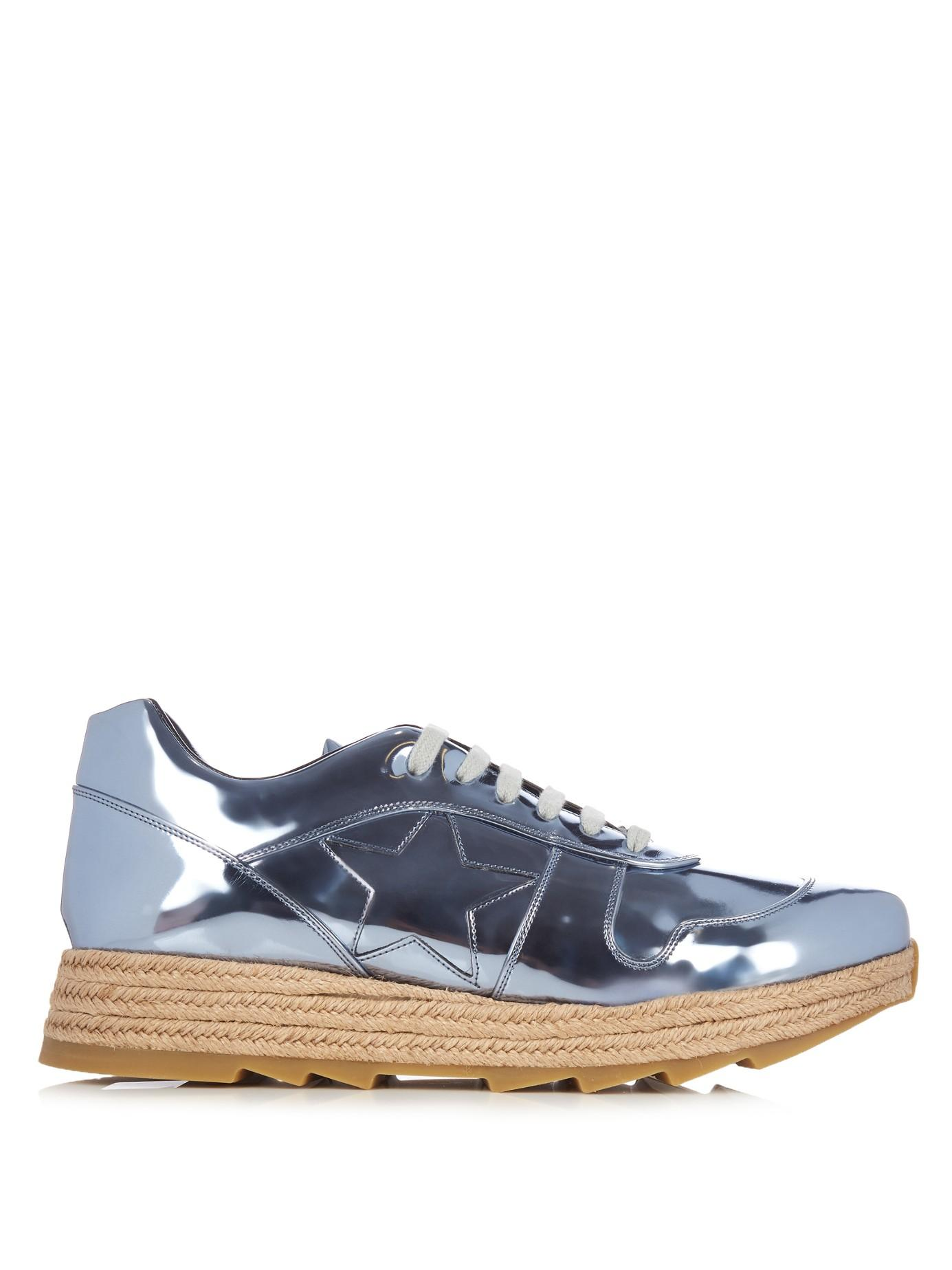 Adidas By Stella Mccartney Shoes Gold