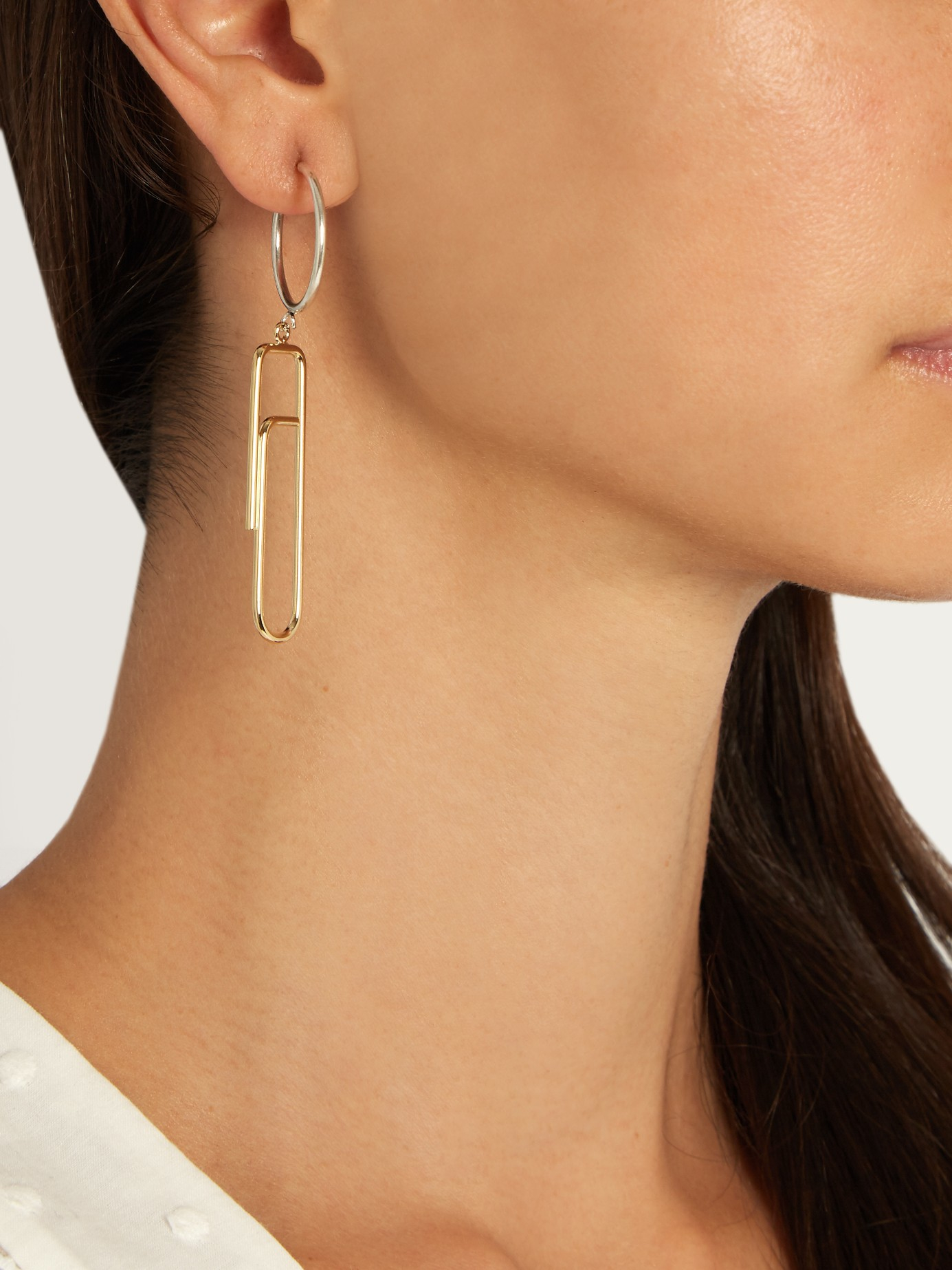 Isabel Marant Glum Earrings in Metallics AZUVxoCHmY