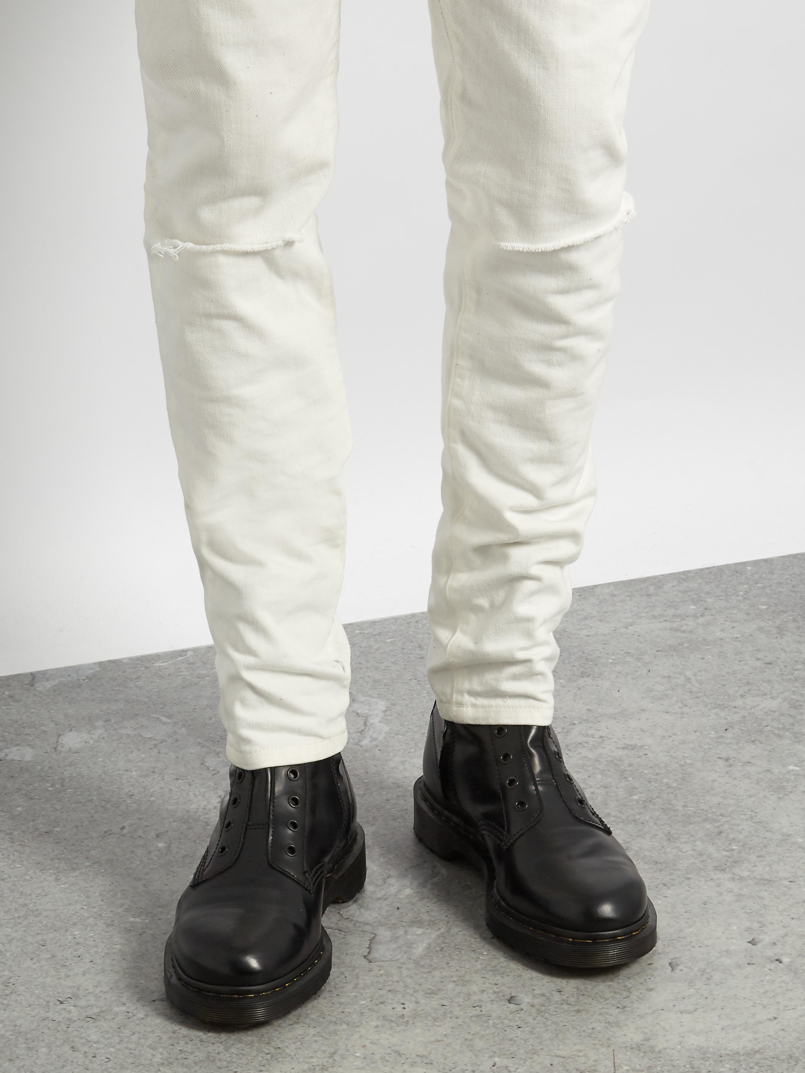 kolejna szansa świetna jakość niska cena X Dr. Martens Boderline Leather Boots
