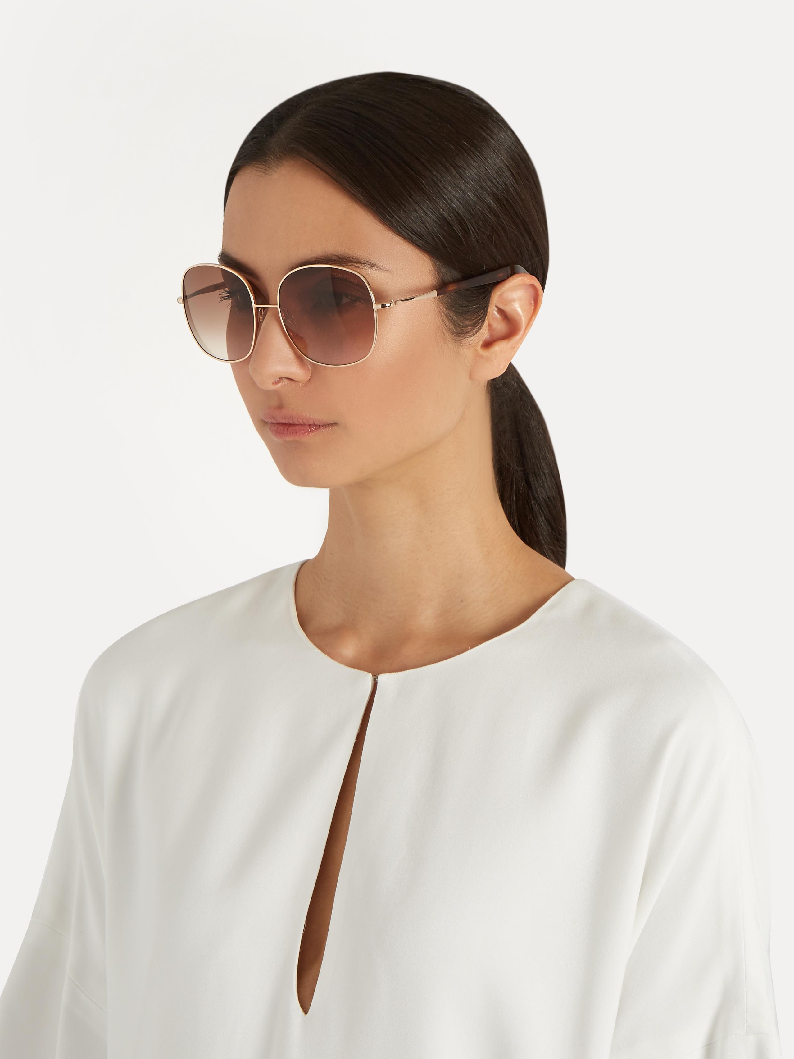 Tom Ford Georgina sunglasses 9nvZp5lb2