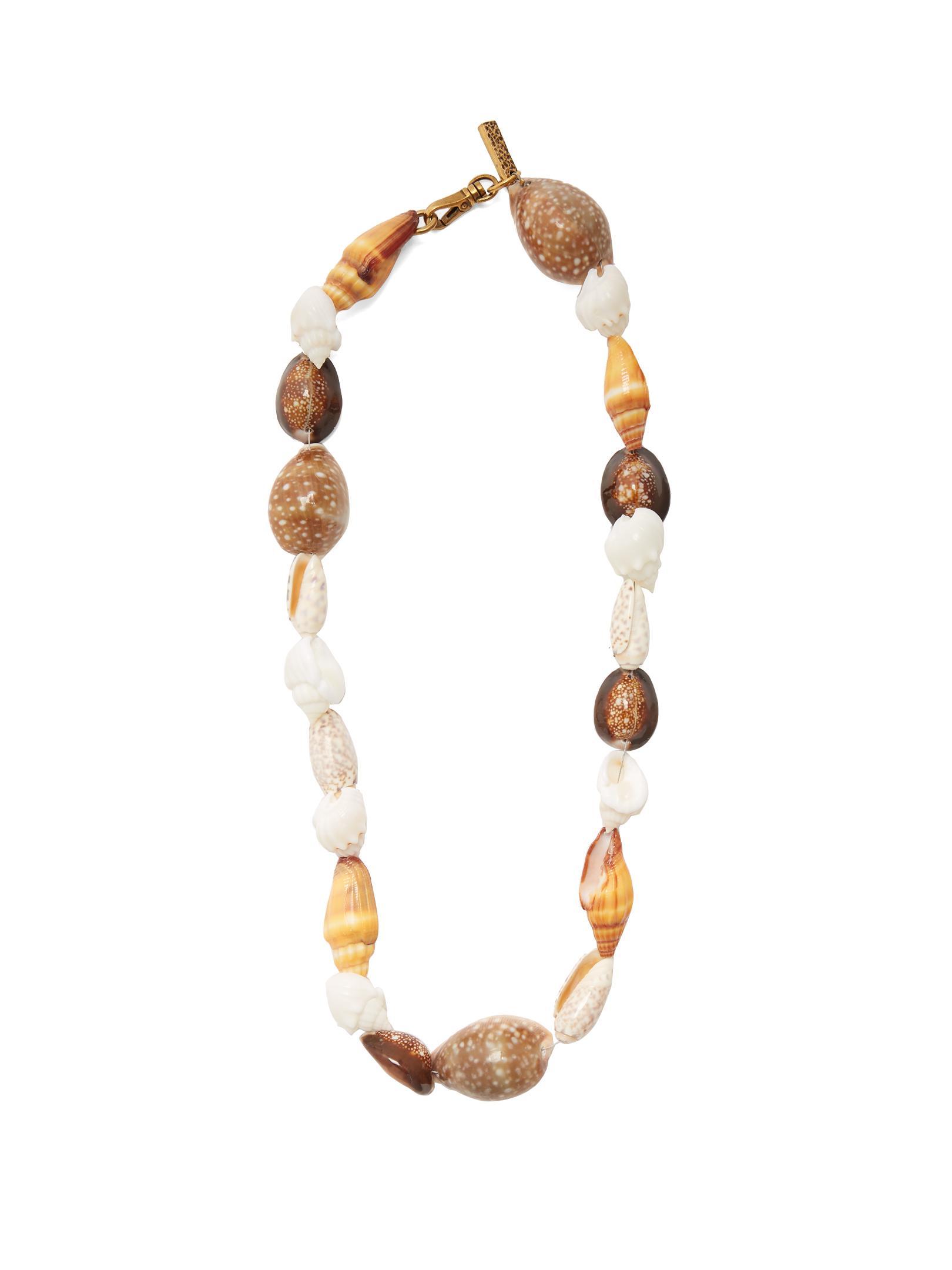 Prada Beaded silk necklace yDiOzVX5K