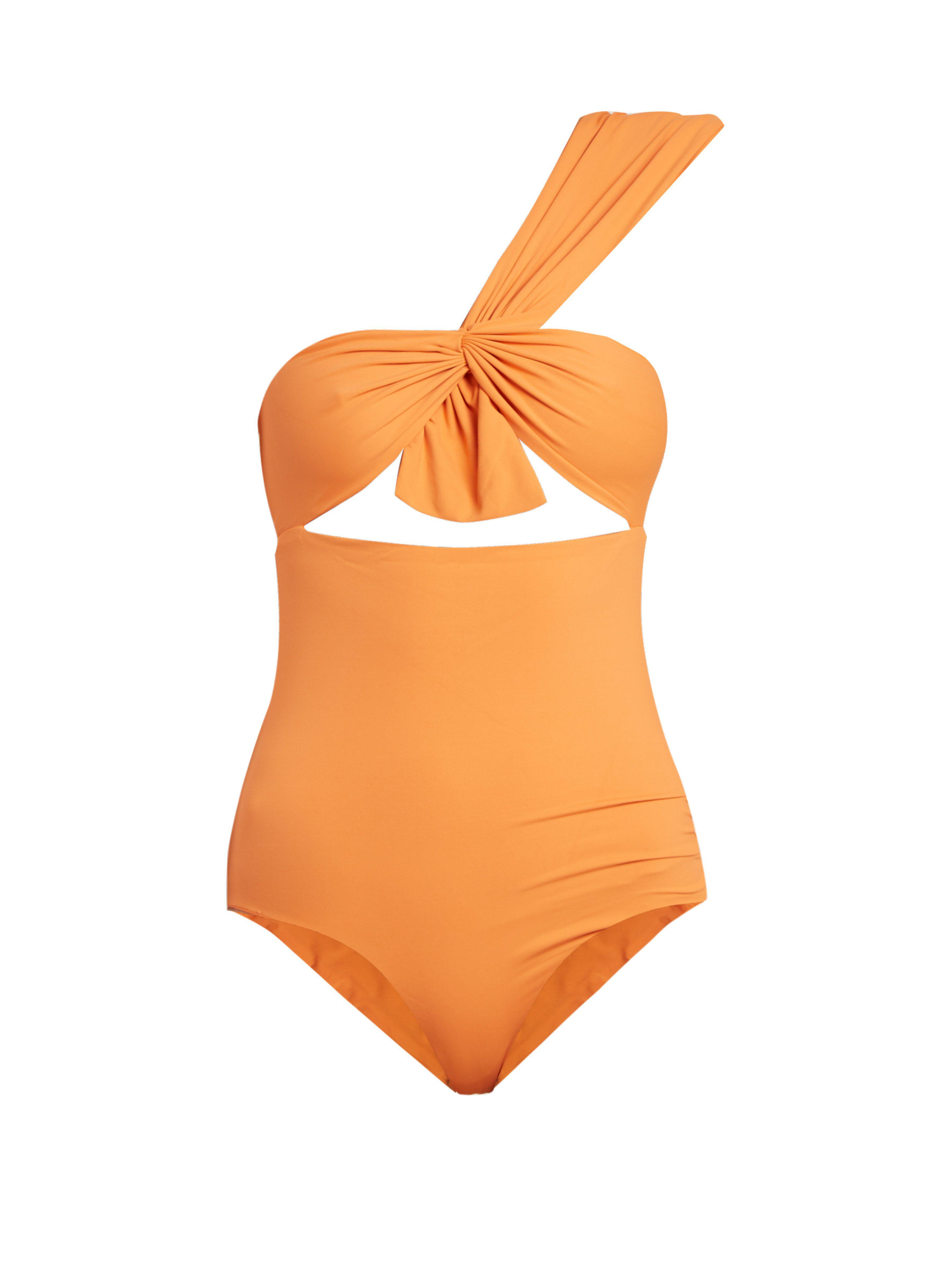 908fecb5b Marysia Swim Venice Swimsuit in Orange - Lyst