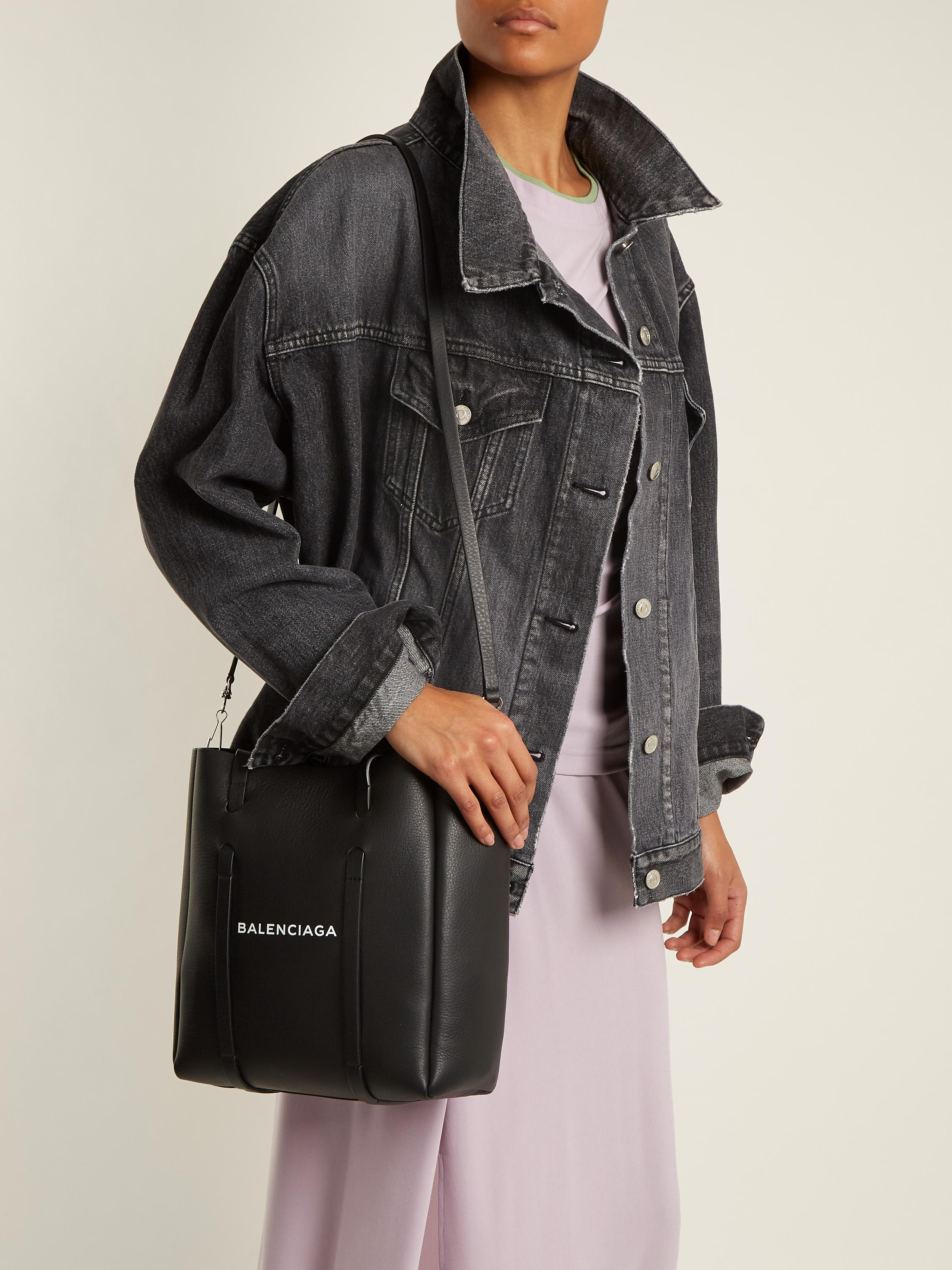 2003bba98 Balenciaga Everyday Tote Xs in Black - Lyst