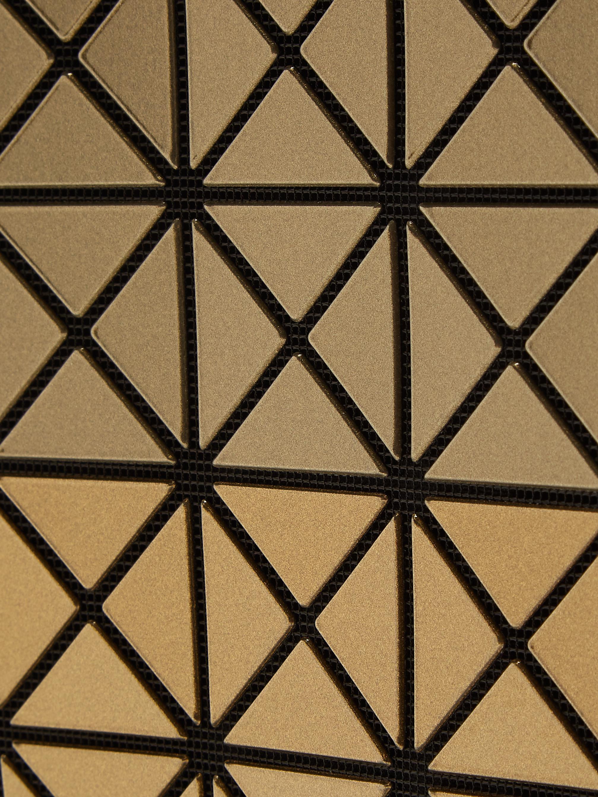 Bao Bao Issey Miyake Denim Prism Metallic Tote