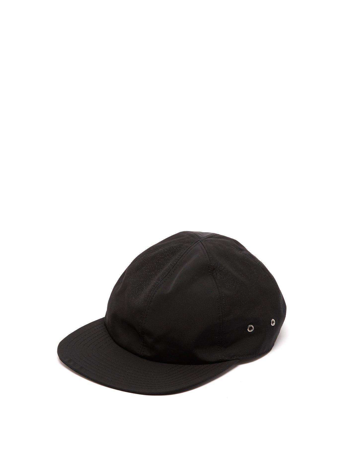 f17c2c2ee8c19 Lyst - 1017 ALYX 9SM Technical Twill Baseball Cap in Black for Men