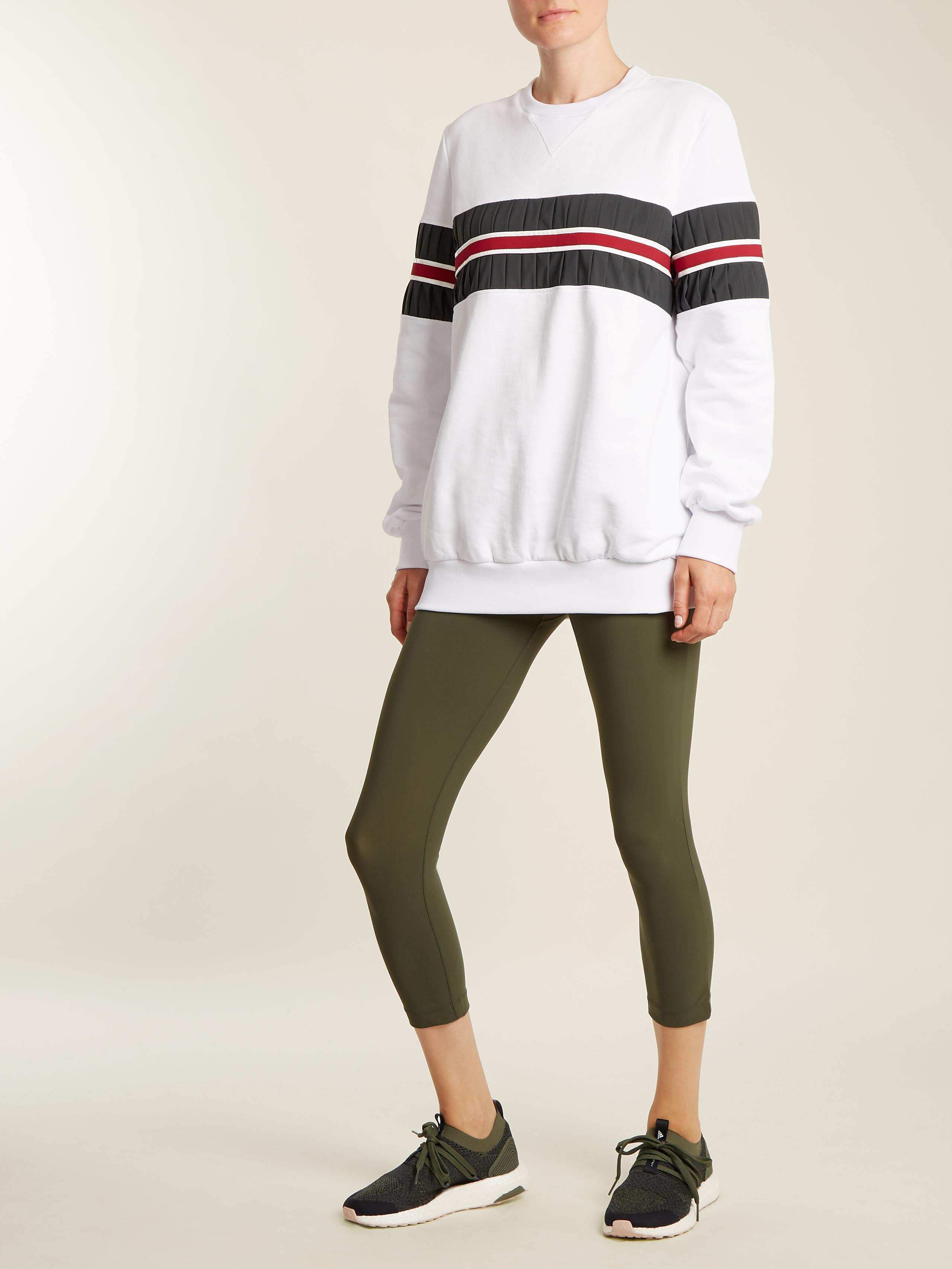 2fec943e3906 Lyst - adidas By Stella McCartney Ultra Boost X Parley Knitted ...