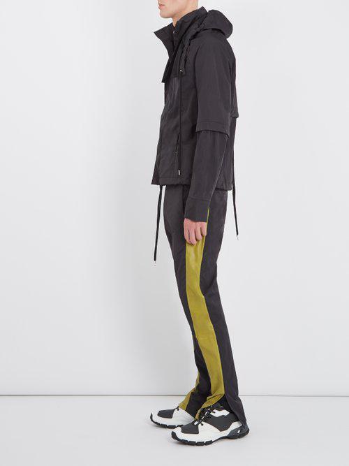 Cottweiler Synthetic Off Grid Jacket in Black for Men