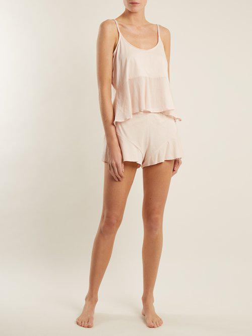 pijama de de Conjunto Larna Lorna algodón Pima g45nax
