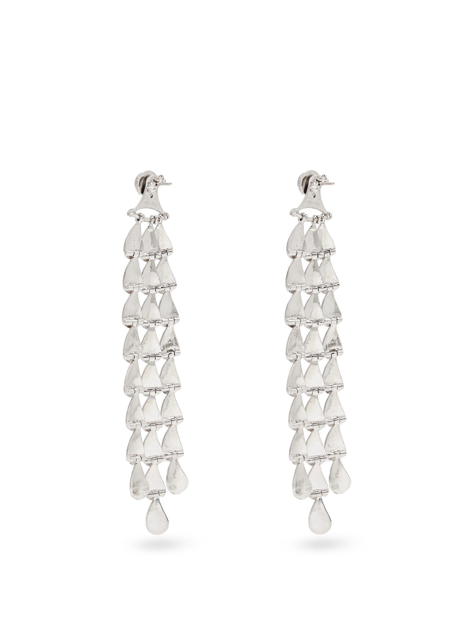 Sophia Kokosalaki Twilight sterling-silver earrings jDEmP
