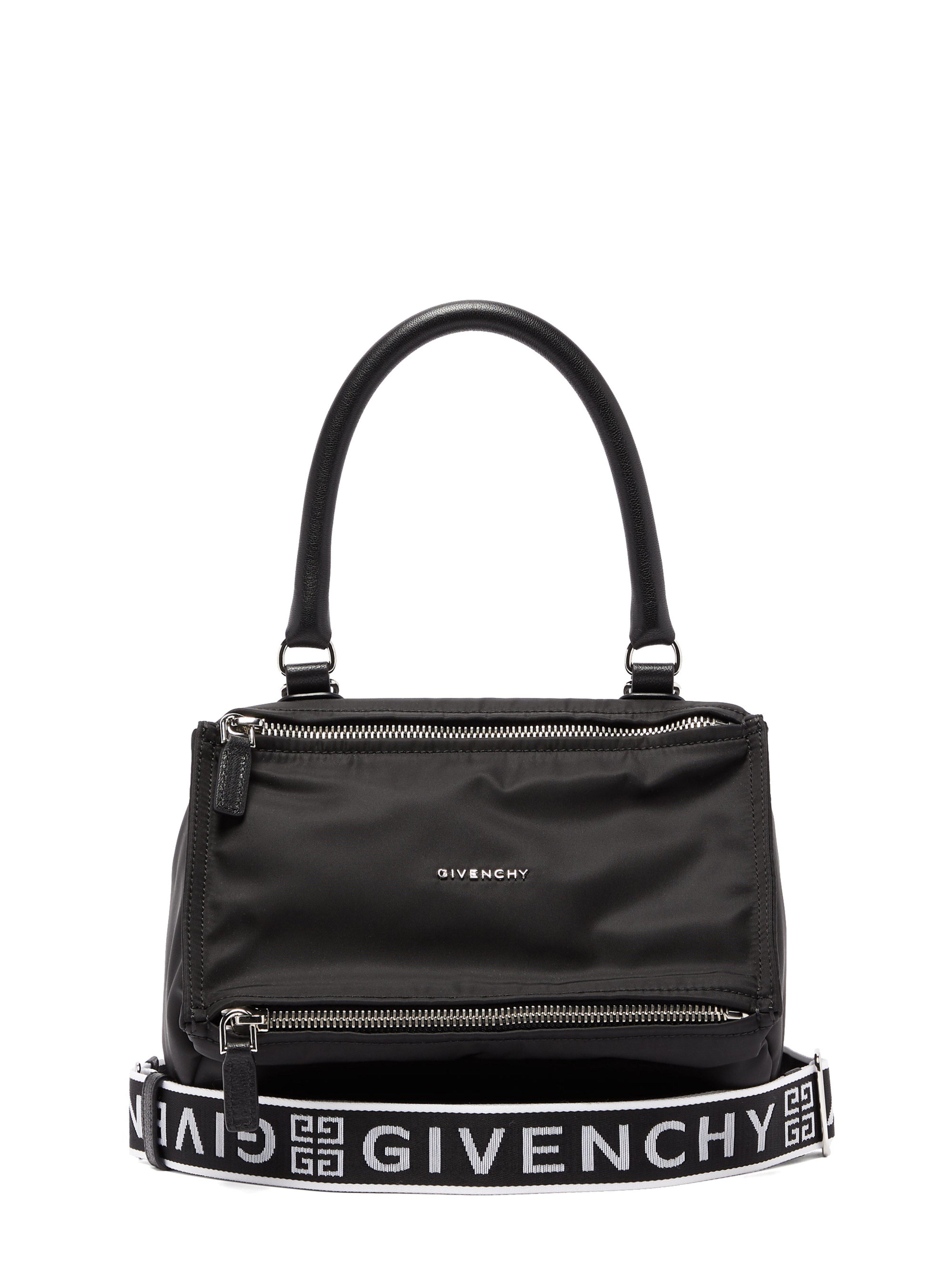 cdc268c281 ... Givenchy - Black Pandora Nylon Bag - Lyst. Visit MATCHESFASHION.COM.  Tap to visit site