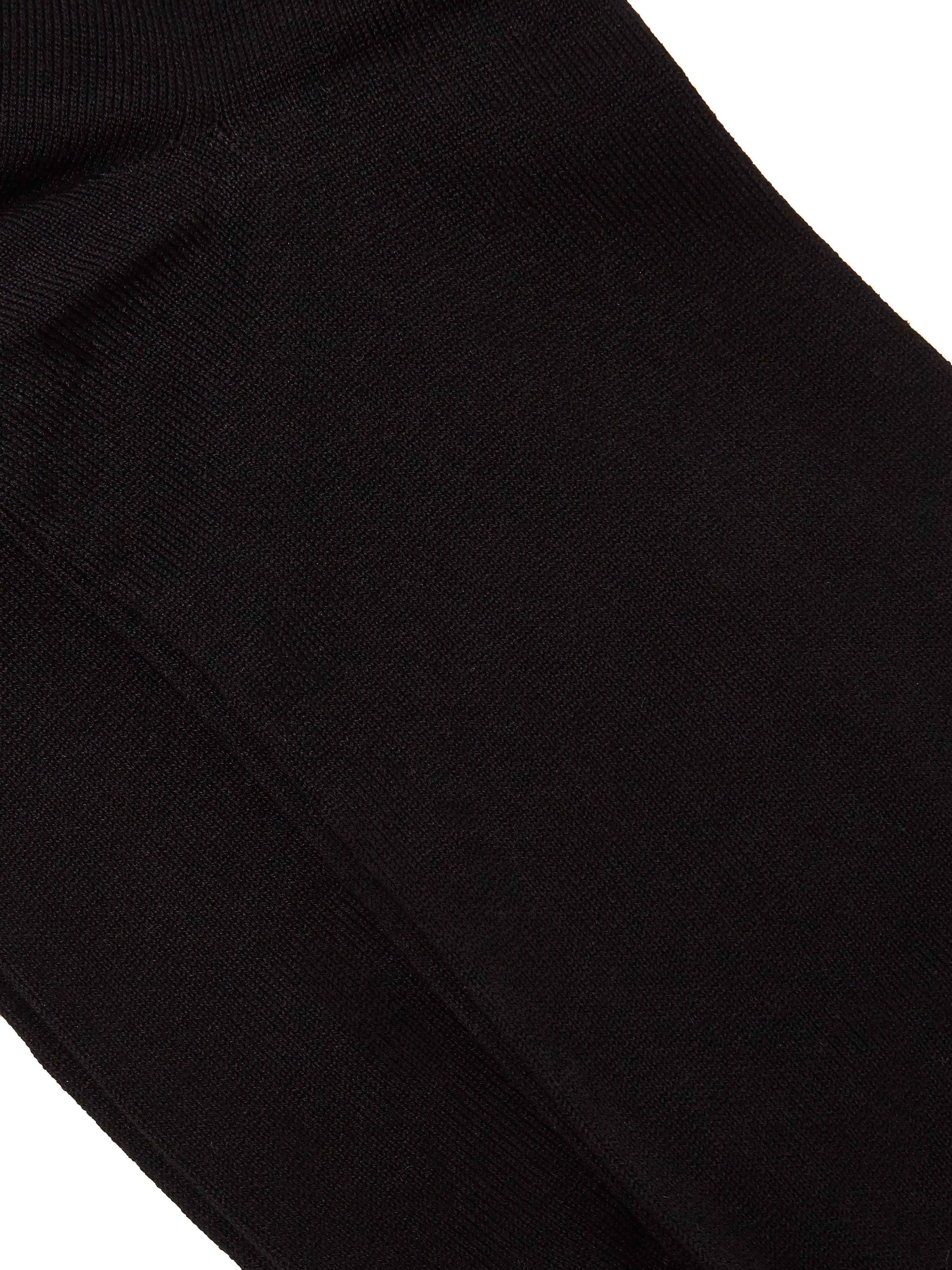 b65008110daf Polo Ralph Lauren - Black Ensemble de deux paires de chaussettes à logo for  Men -. Afficher en plein écran