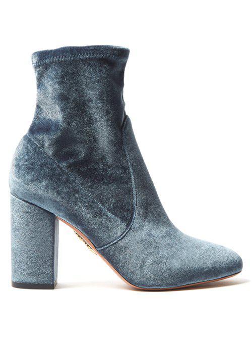 Aquazzura Aquazzura So Me Ankle Boots Black  TD97UFOSD