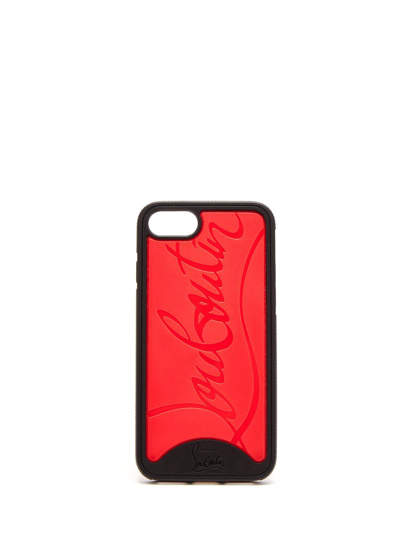 Iphone® À Loubiphone Christian Coque Louboutin Pour Lyst Logo X qaOW6nwWZz 63764ab0e5a