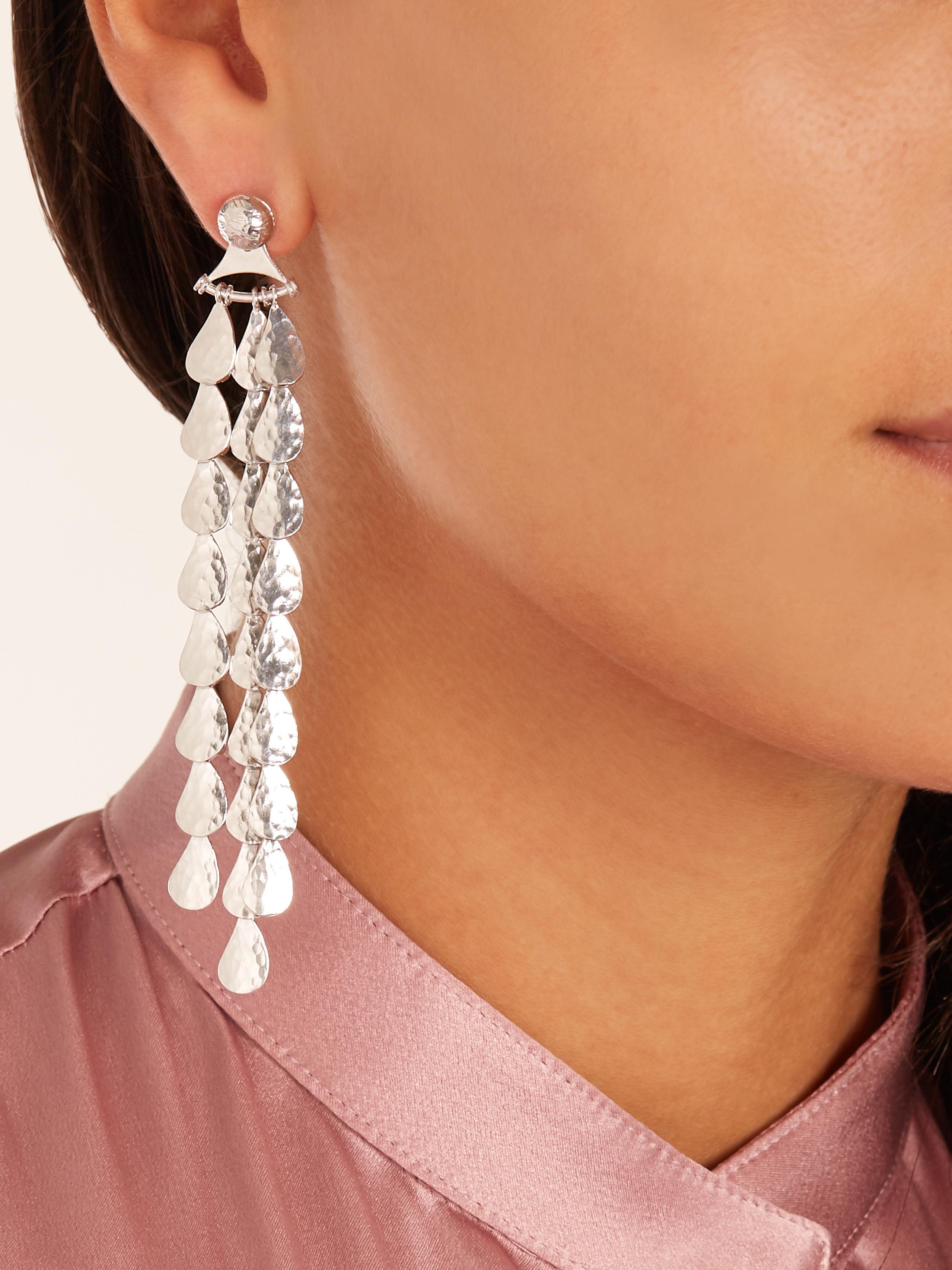 Sophia Kokosalaki Luna sterling-silver earrings jV3Opo
