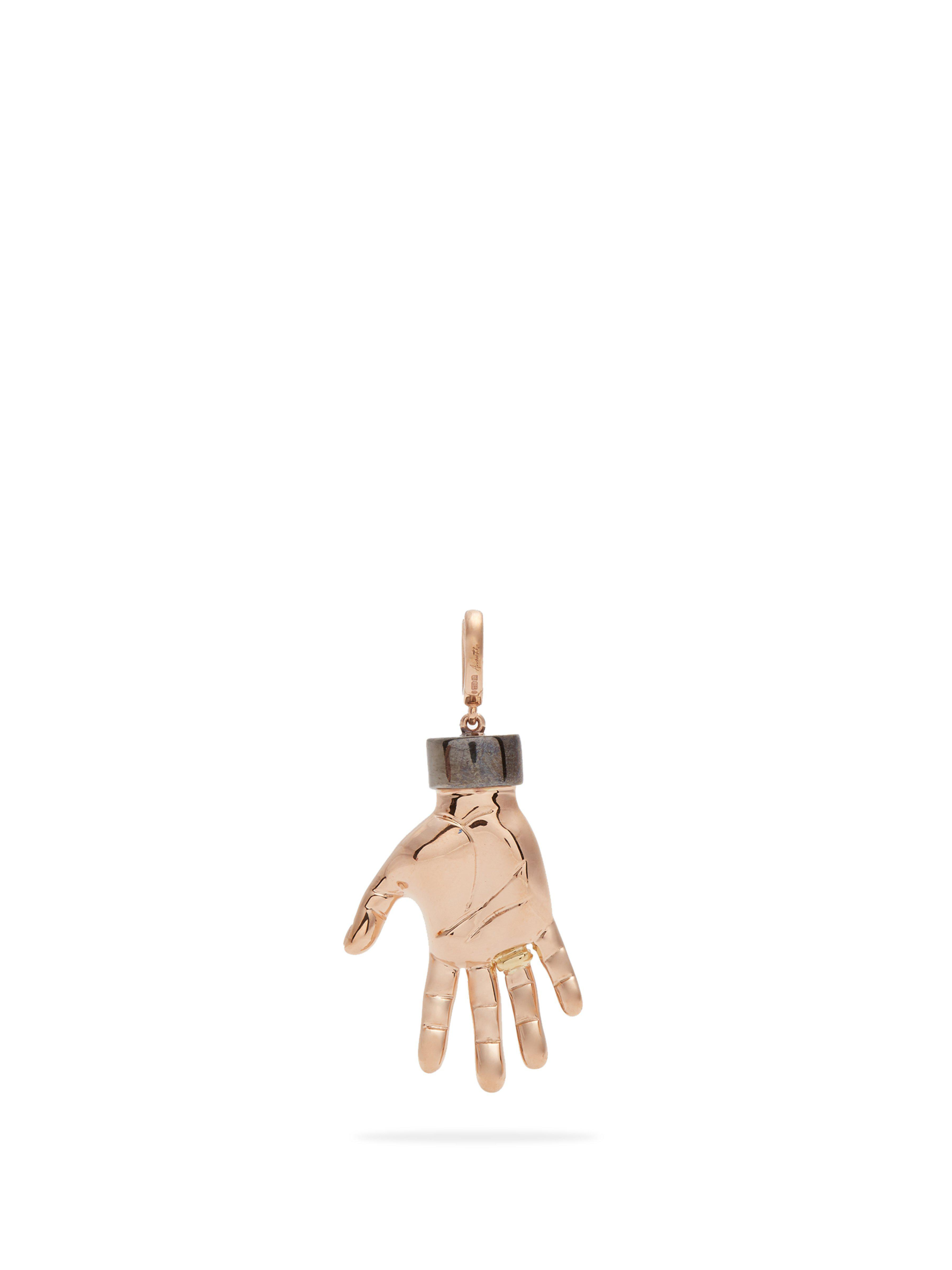 Annoushka X The Vampire's Wife Red Right Hand Charm