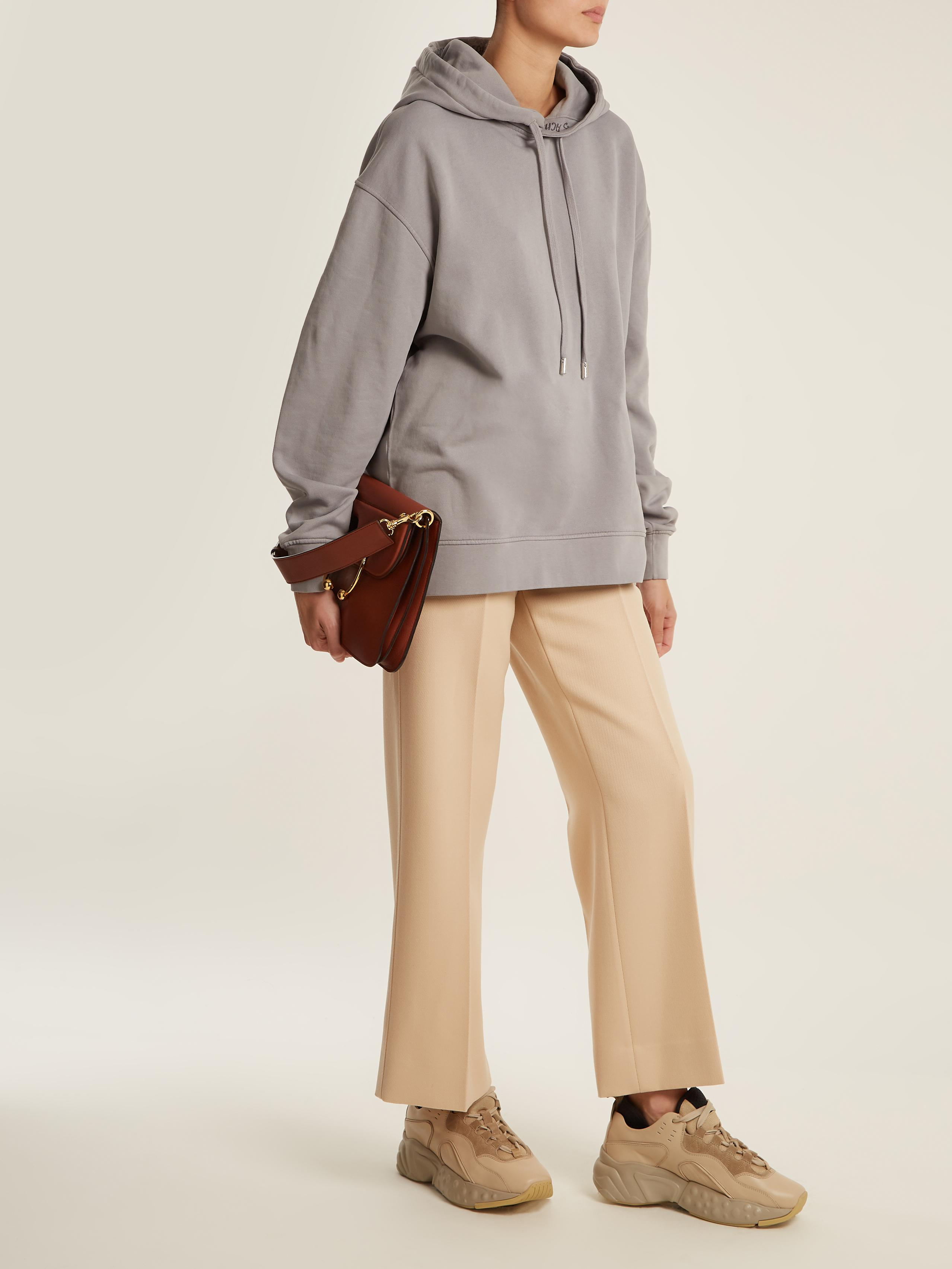 Acne Studios Manhattan Low-top Leather