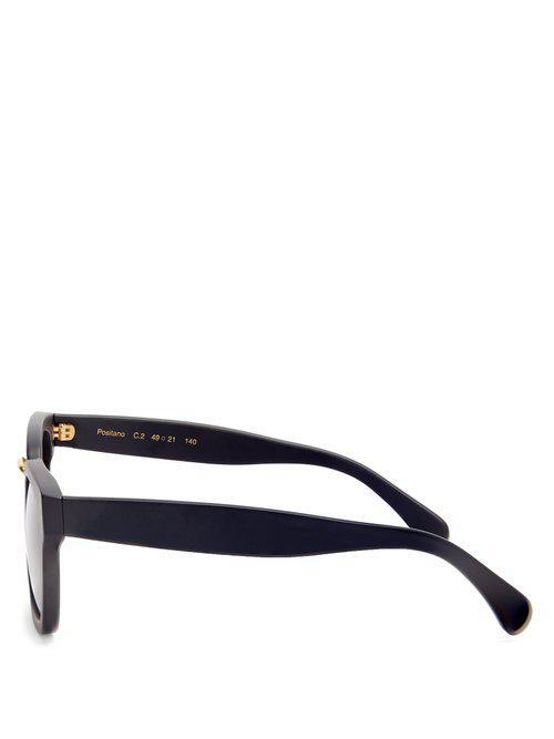 Illesteva Positano Sunglasses in Black for Men