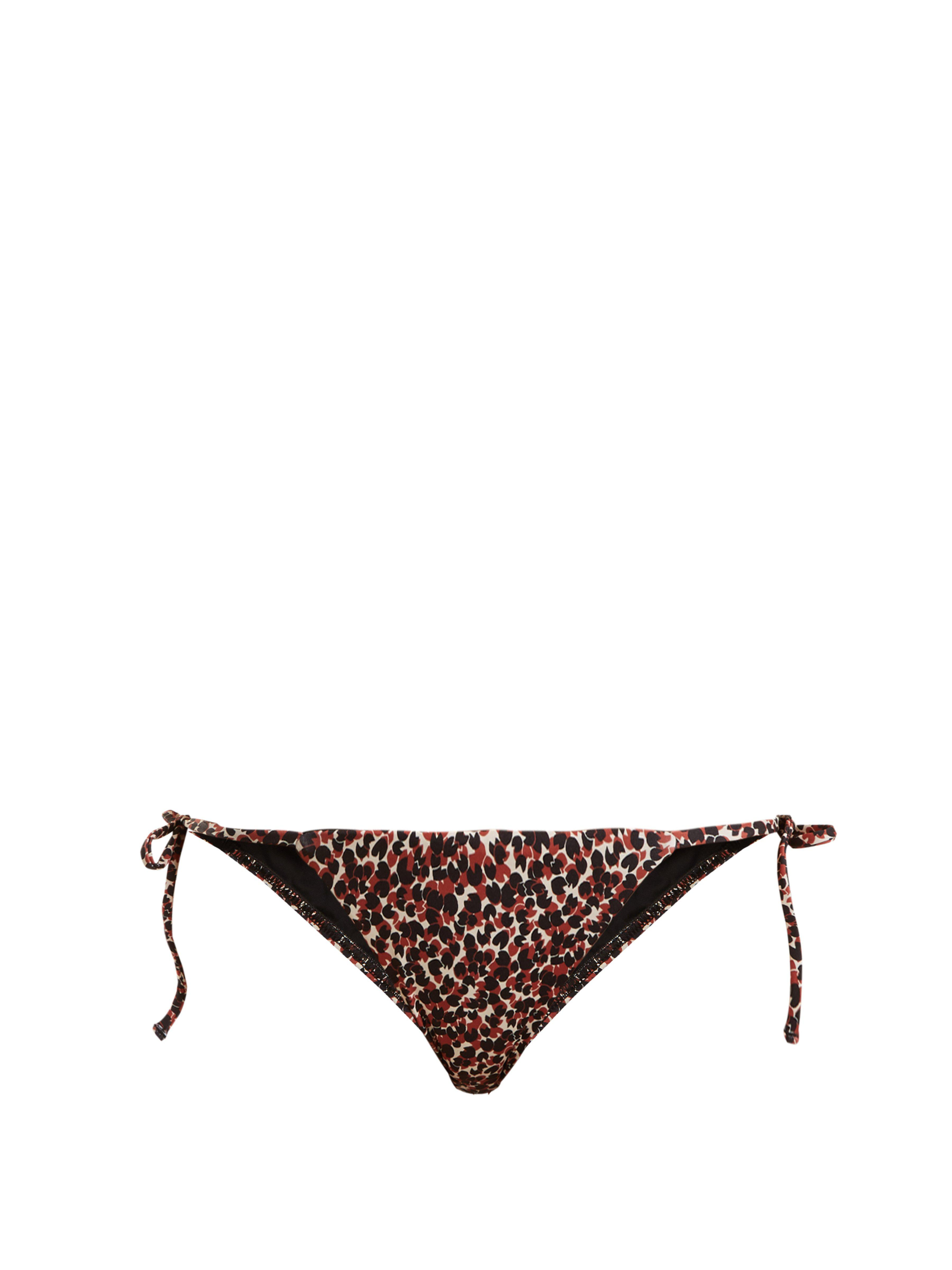 18bb4b9179ce Matteau The String Bikini Briefs in Brown - Lyst