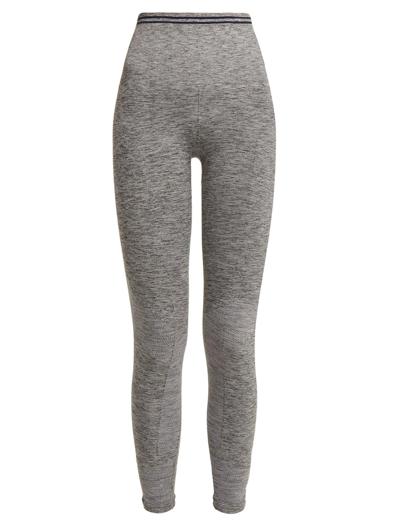 fae227b532df1b Lyst - LNDR Seven Eight Seamless Leggings in Gray - Save 33%