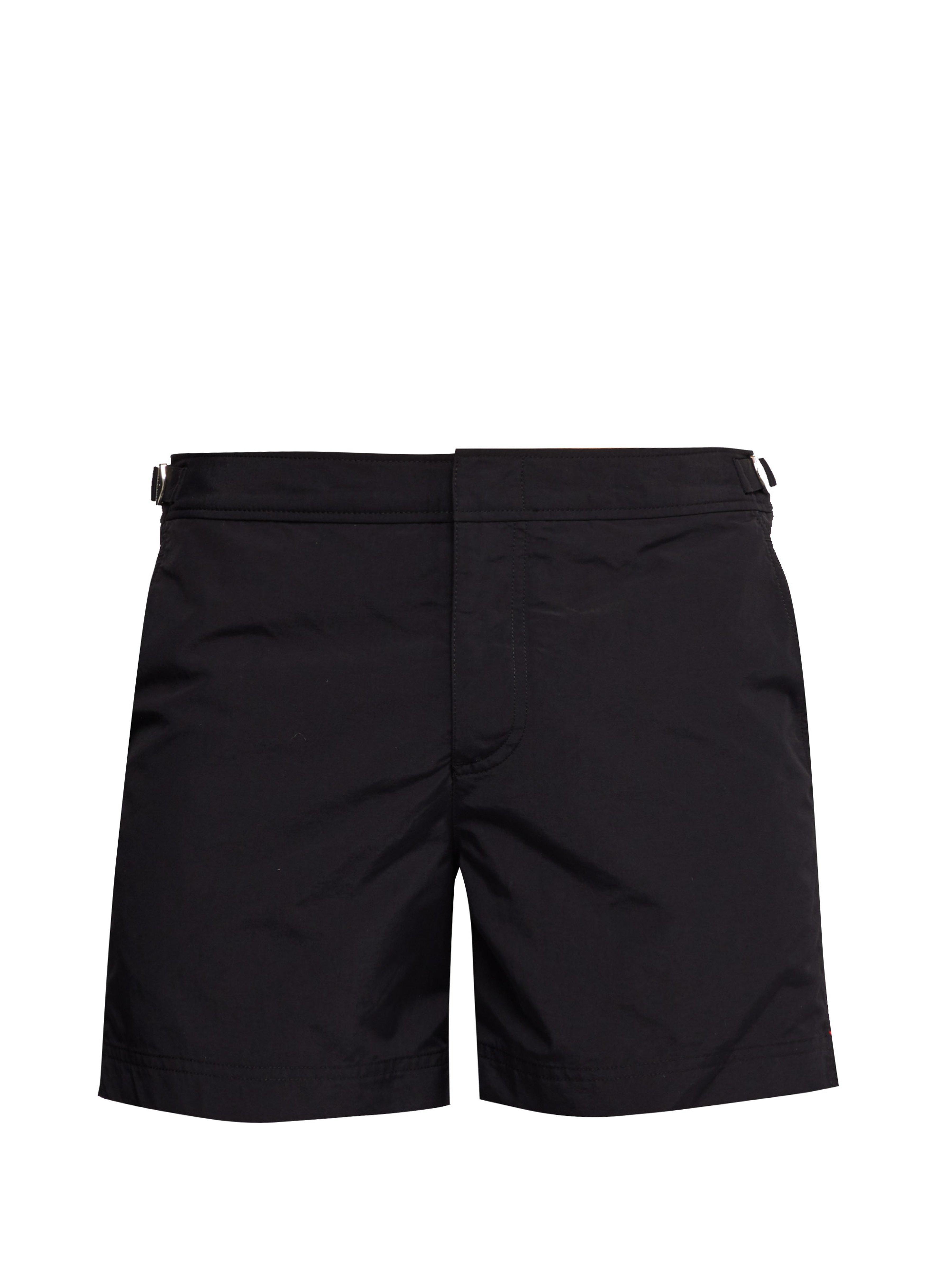 7ca70cc1f0 Orlebar Brown Setter Swim Shorts in Black for Men - Lyst