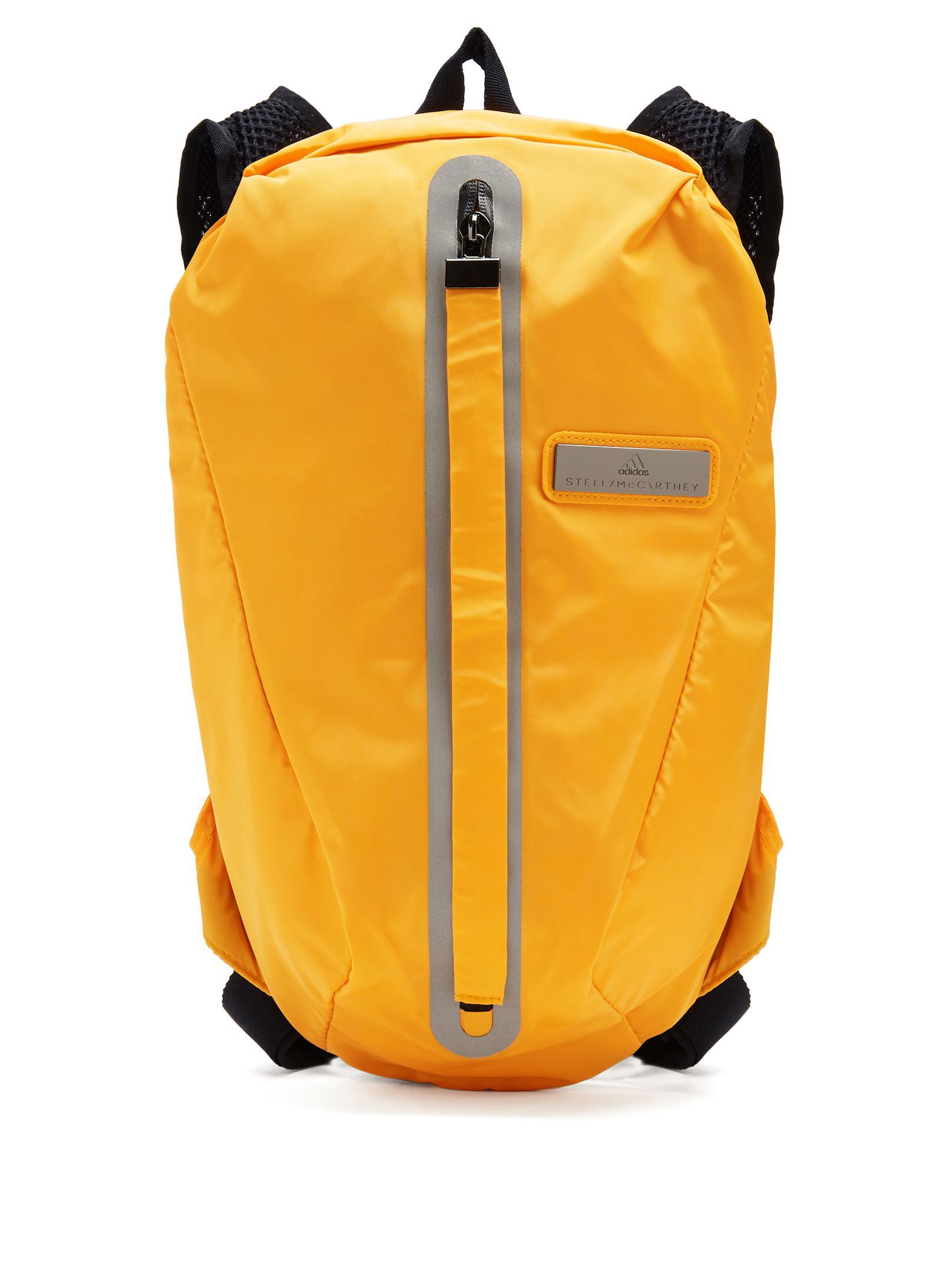 0cbabbe879 adidas By Stella McCartney Adizero Running Backpack - Lyst