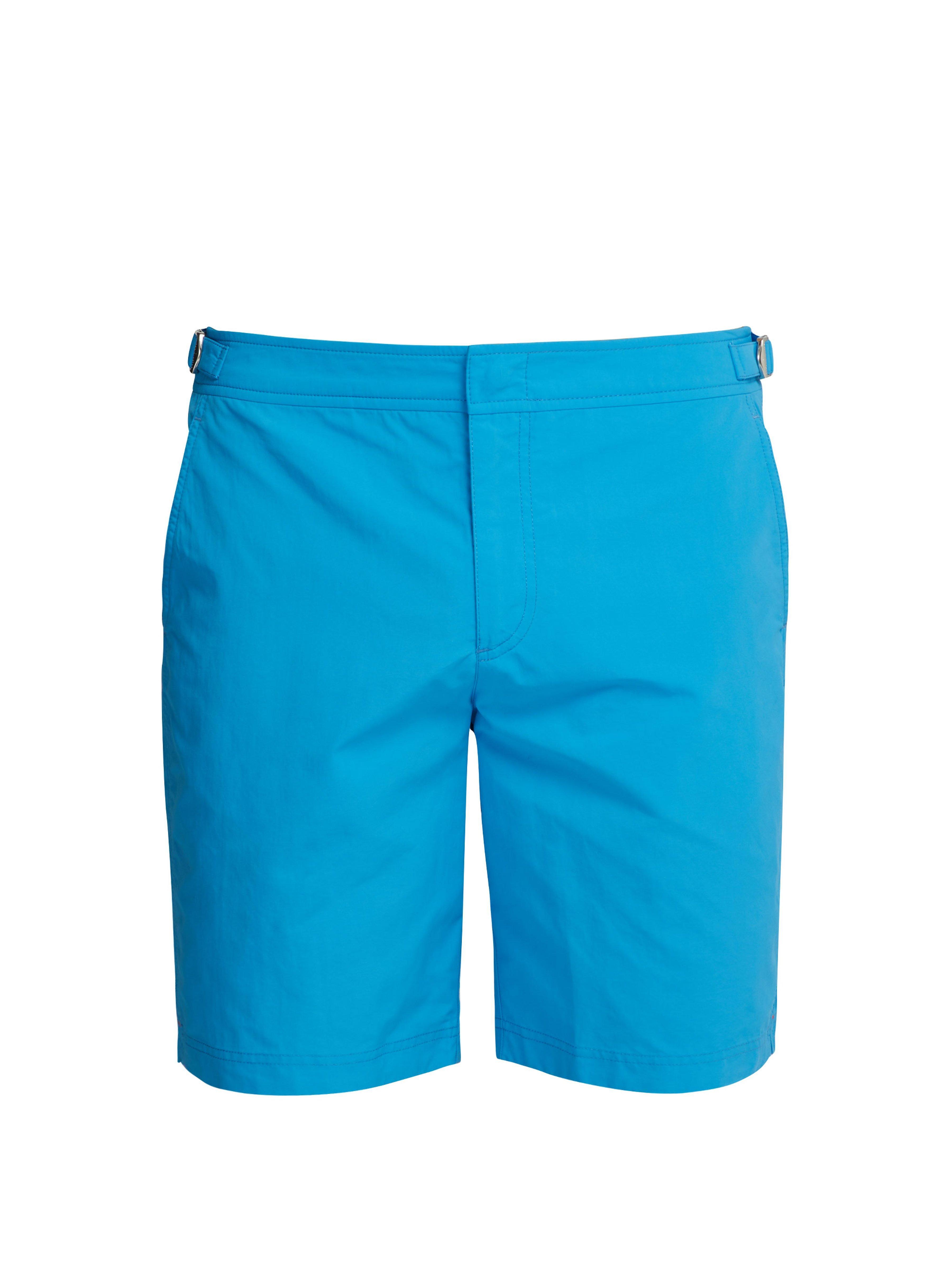 59f10bb7c0 Orlebar Brown Dane Ii Swim Shorts in Blue for Men - Lyst