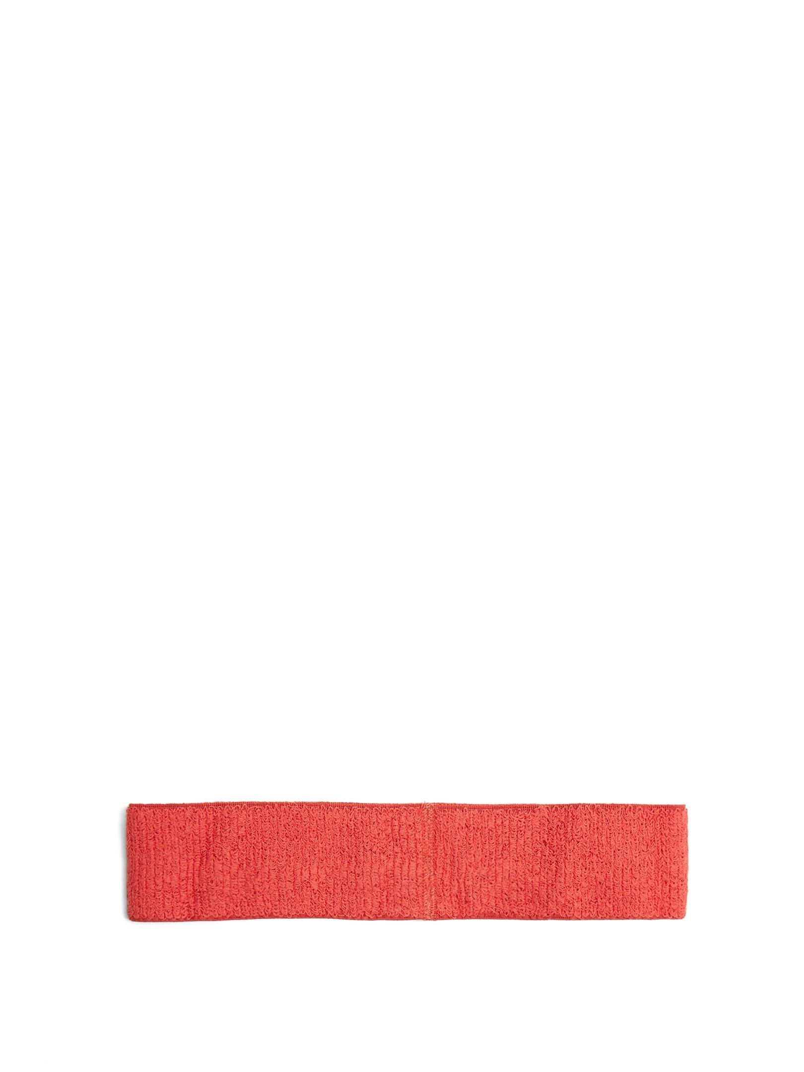 a3f8e8da83a Gucci Logo-print Headband in Red - Lyst